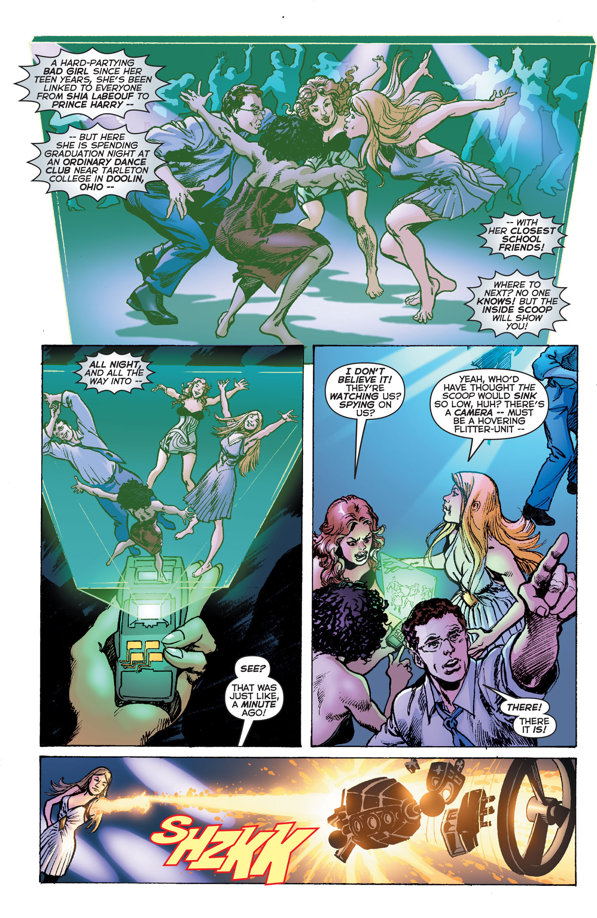 Read online Astro City: Astra Special comic -  Issue #1 - 4