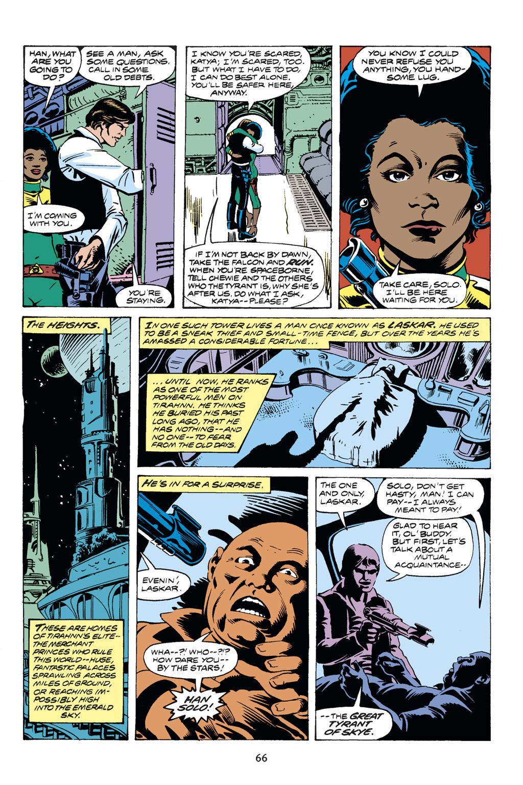 Read online Star Wars Omnibus comic -  Issue # Vol. 14 - 66