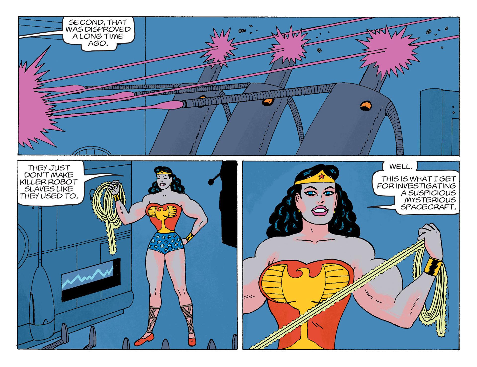 Read online Sensation Comics Featuring Wonder Woman comic -  Issue #14 - 6