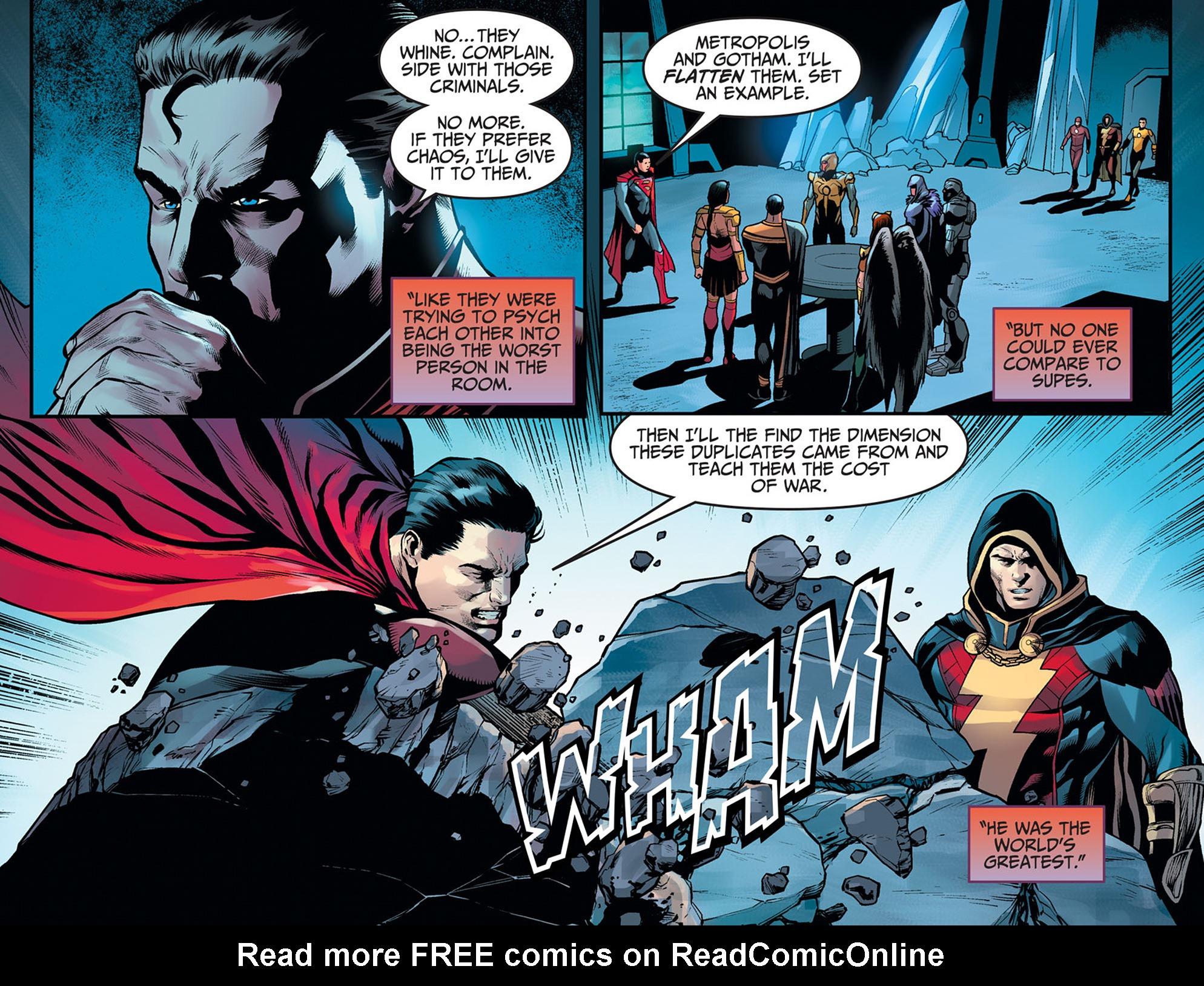 Read online Injustice: Ground Zero comic -  Issue #20 - 13