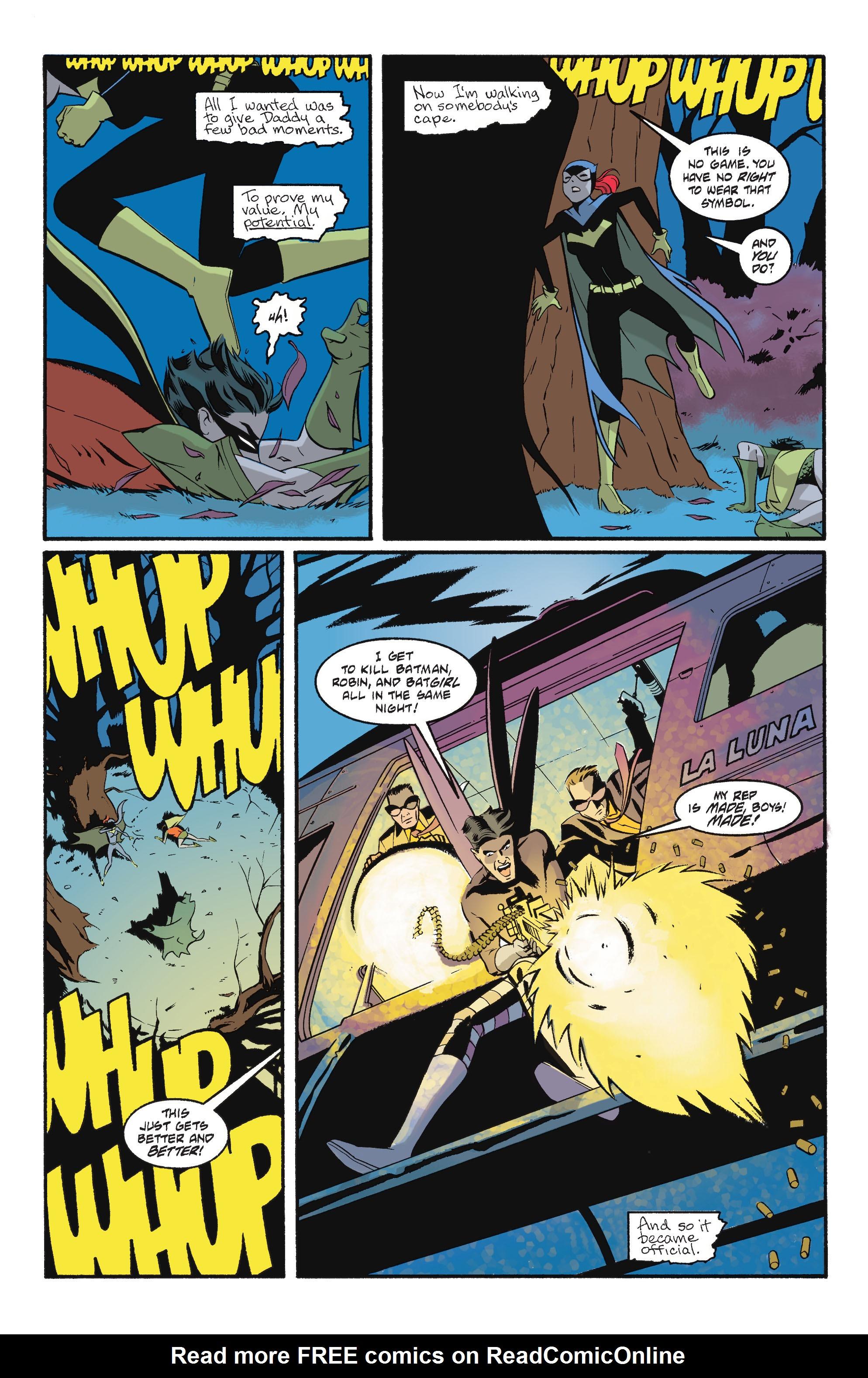 Read online Batgirl/Robin: Year One comic -  Issue # TPB 2 - 42
