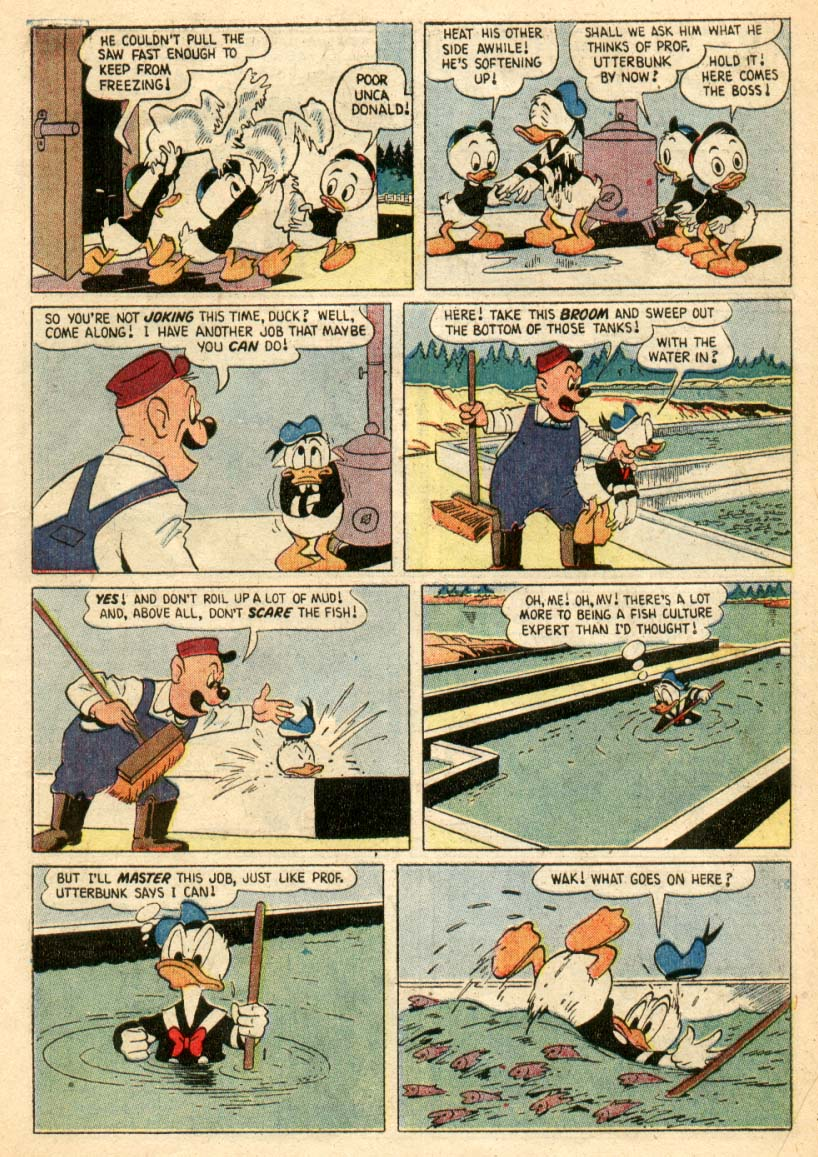 Walt Disney's Comics and Stories issue 192 - Page 7