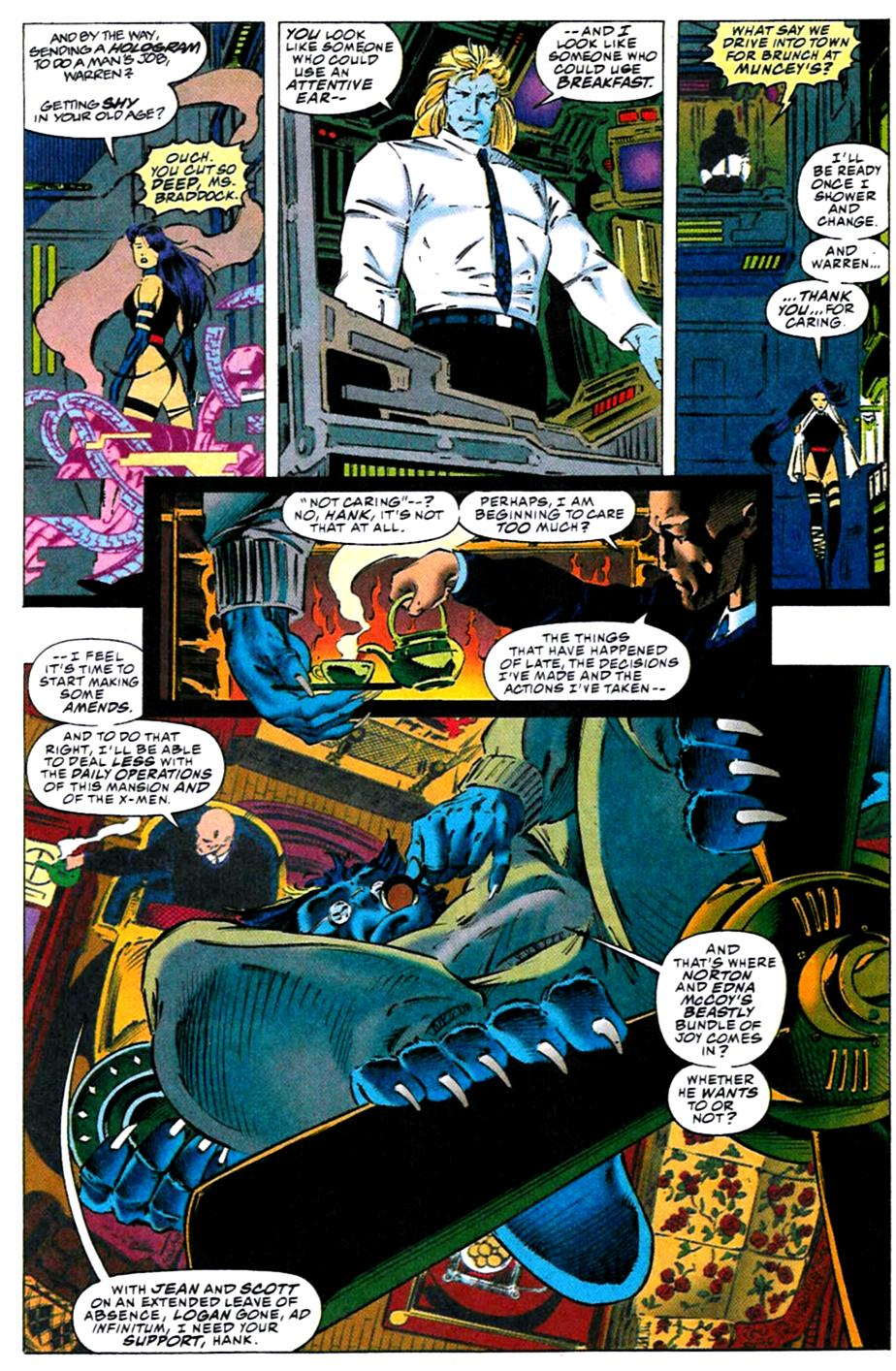 X-Men (1991) 31 Page 10