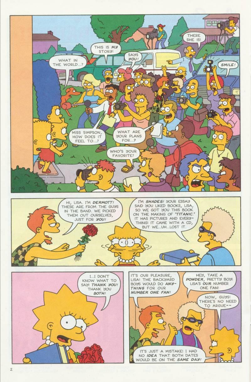 Read online Simpsons Comics Presents Bart Simpson comic -  Issue #3 - 22