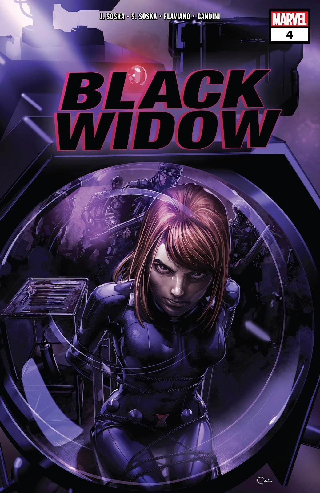 Read online Black Widow (2019) comic -  Issue #4 - 1