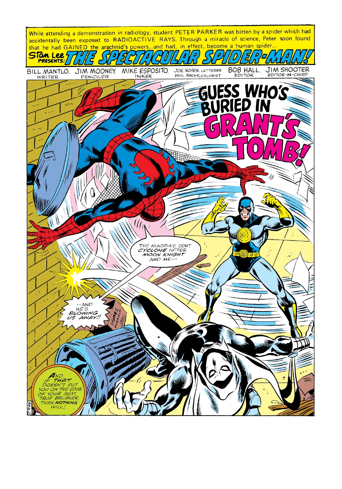 Read online Marvel Masterworks: The Spectacular Spider-Man comic -  Issue # TPB 2 (Part 2) - 36