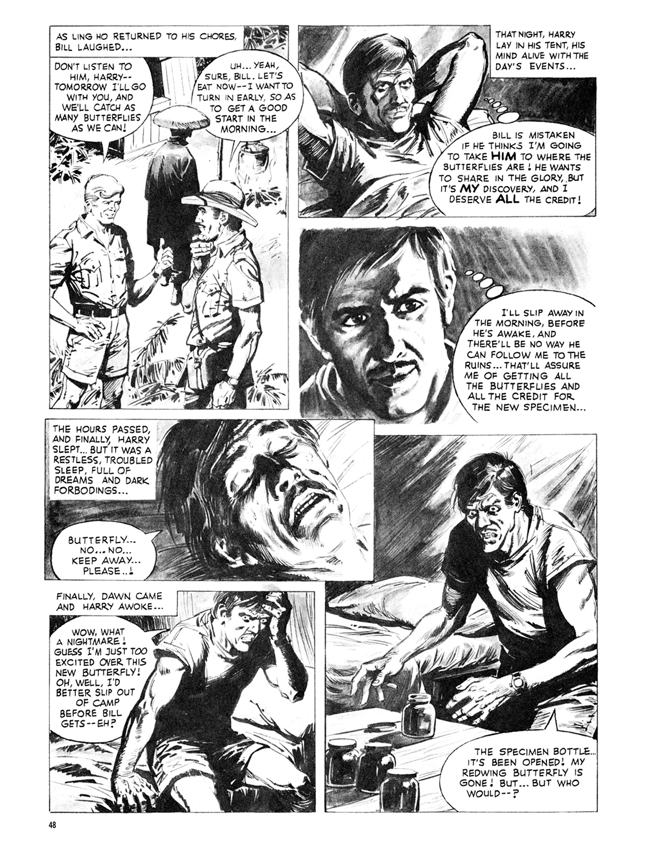 Read online Eerie Archives comic -  Issue # TPB 8 - 49