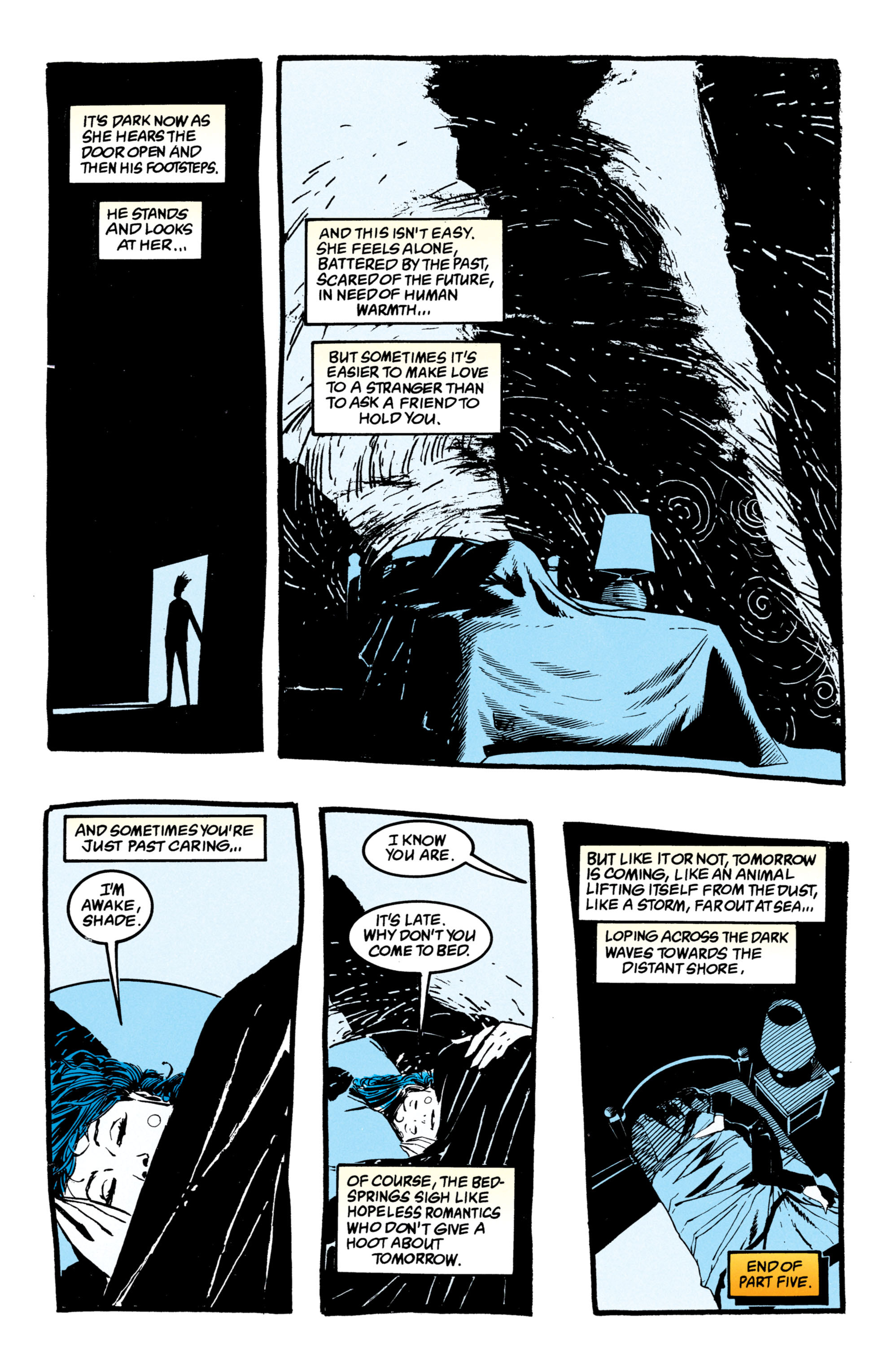 Read online Shade, the Changing Man comic -  Issue #49 - 25
