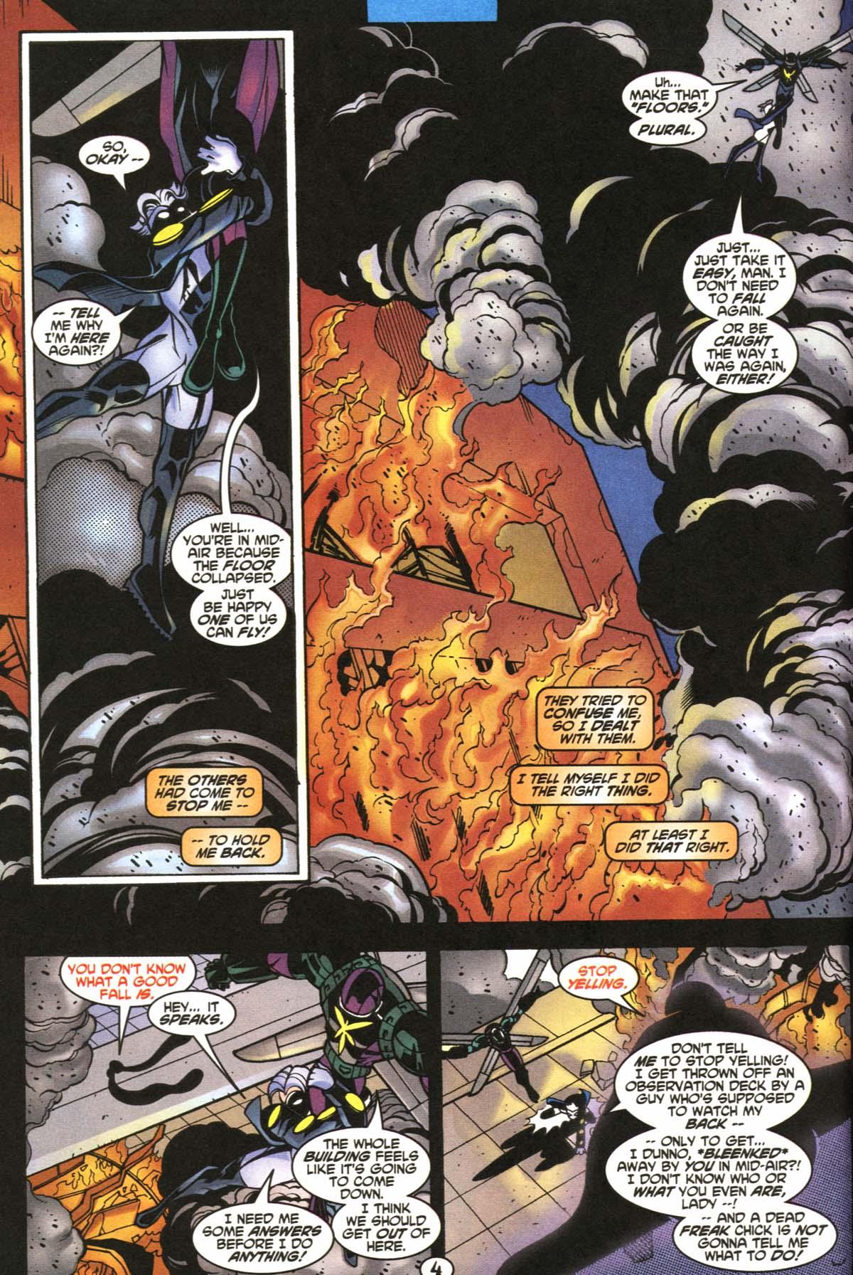 Read online Slingers comic -  Issue #5 - 5