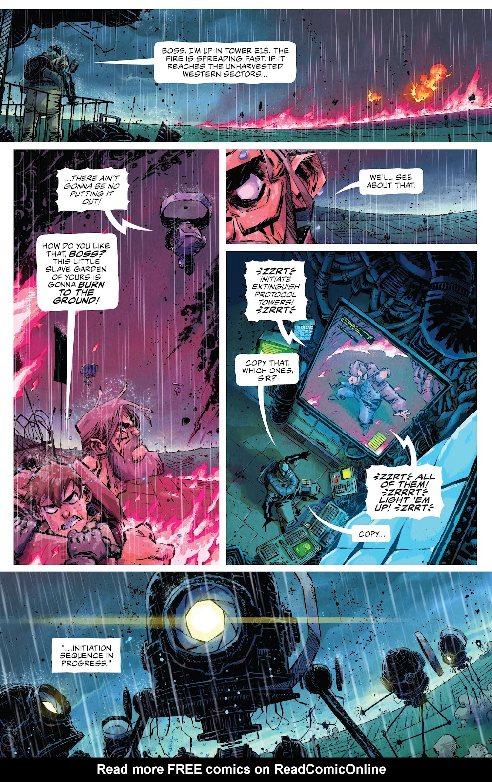 Read online Middlewest comic -  Issue #17 - 7