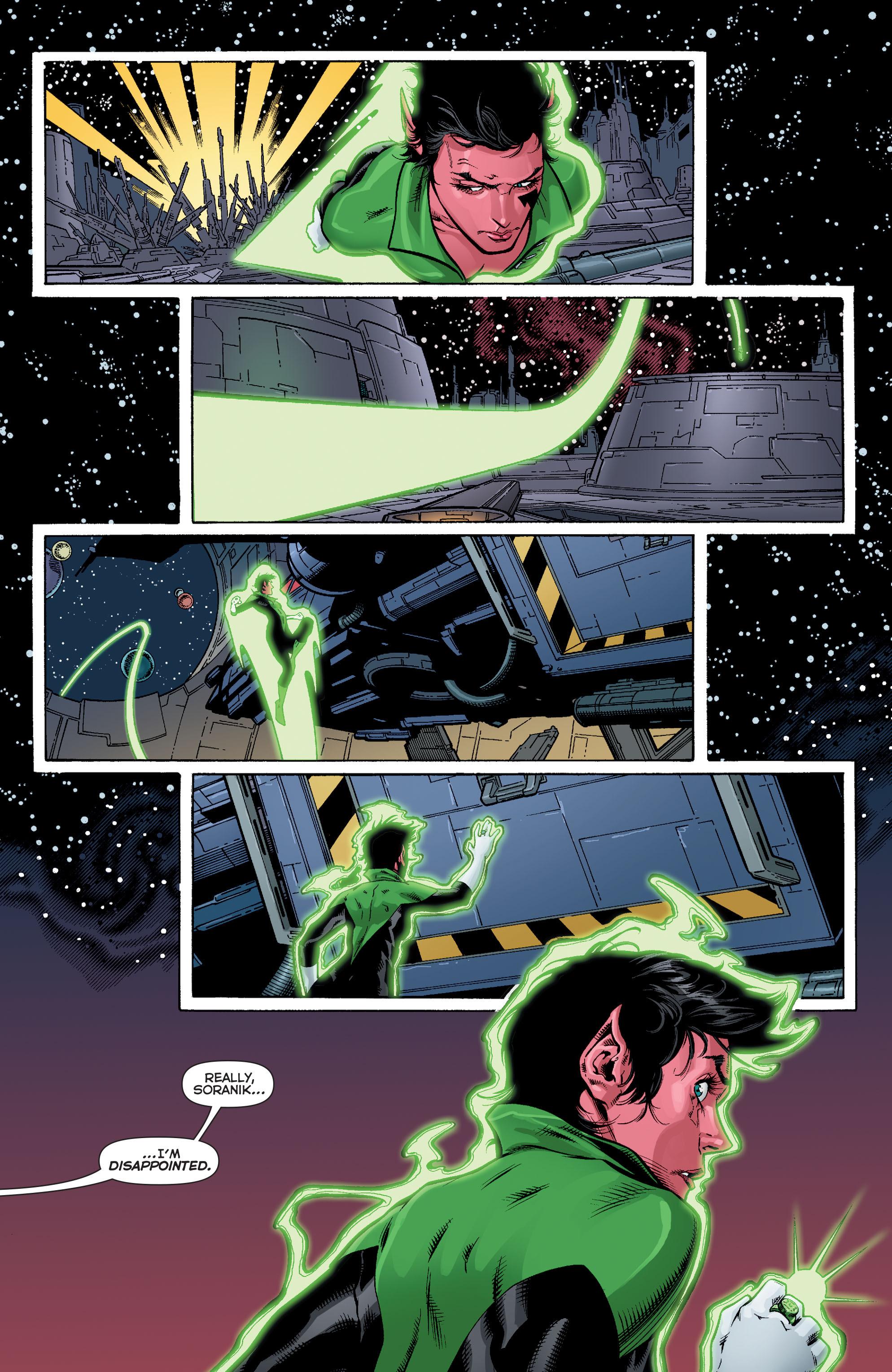 Read online Sinestro comic -  Issue #12 - 14