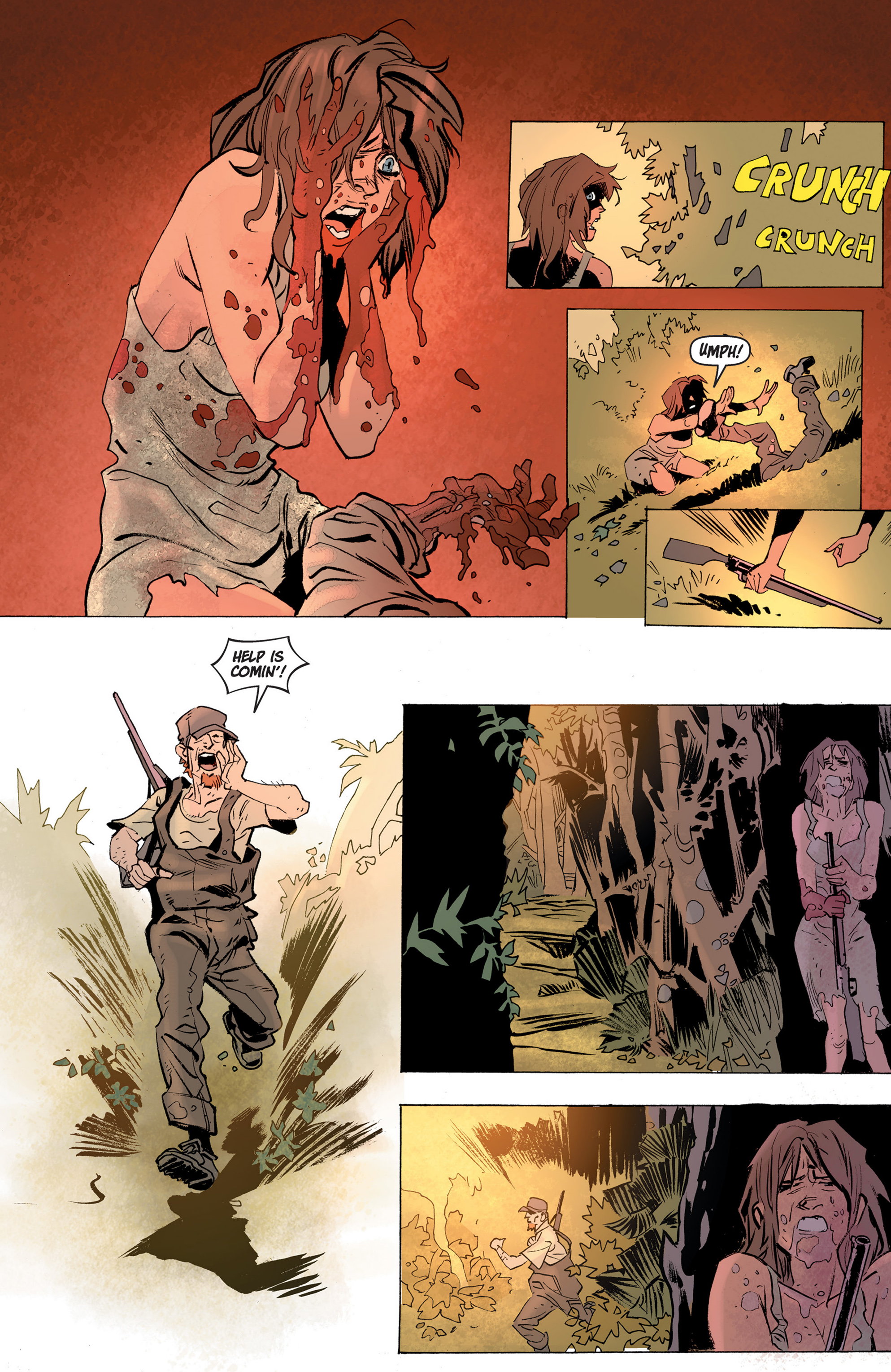 Read online Cannibal comic -  Issue #5 - 4