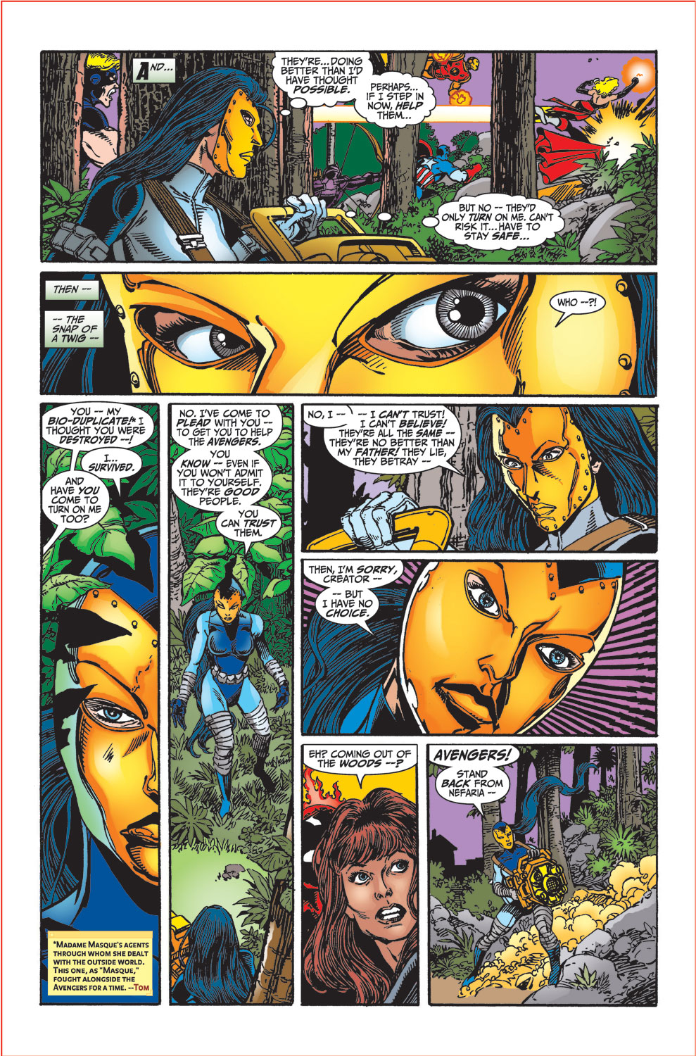 Read online Avengers (1998) comic -  Issue #34 - 19