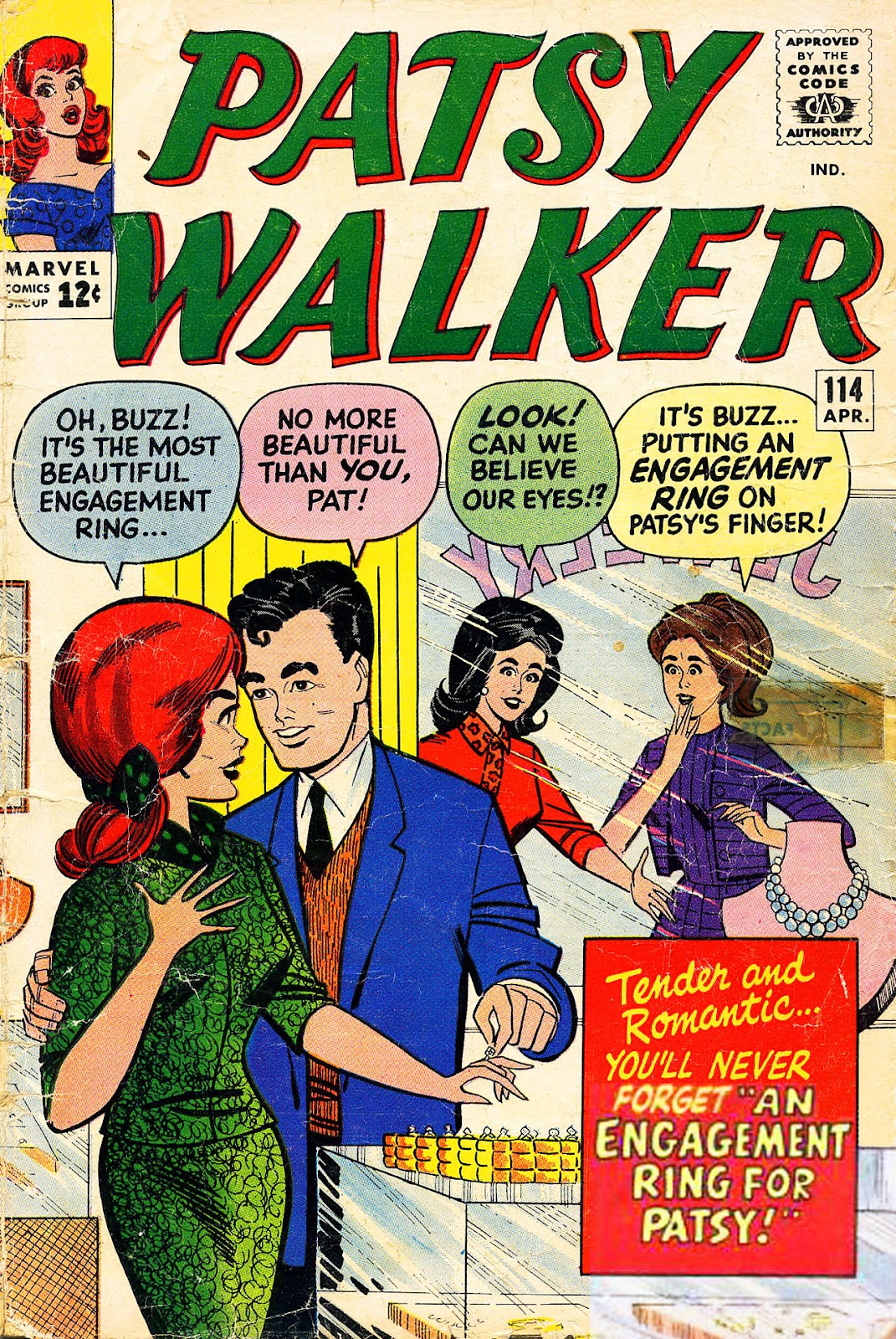 Patsy Walker 114 Page 1