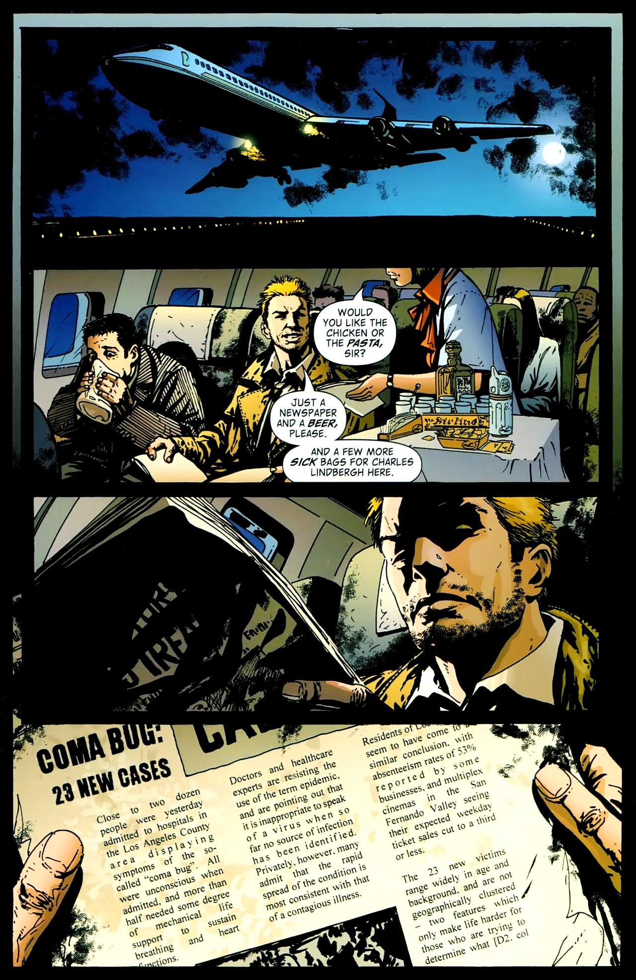 Read online John Constantine Hellblazer: All His Engines comic -  Issue # Full - 33