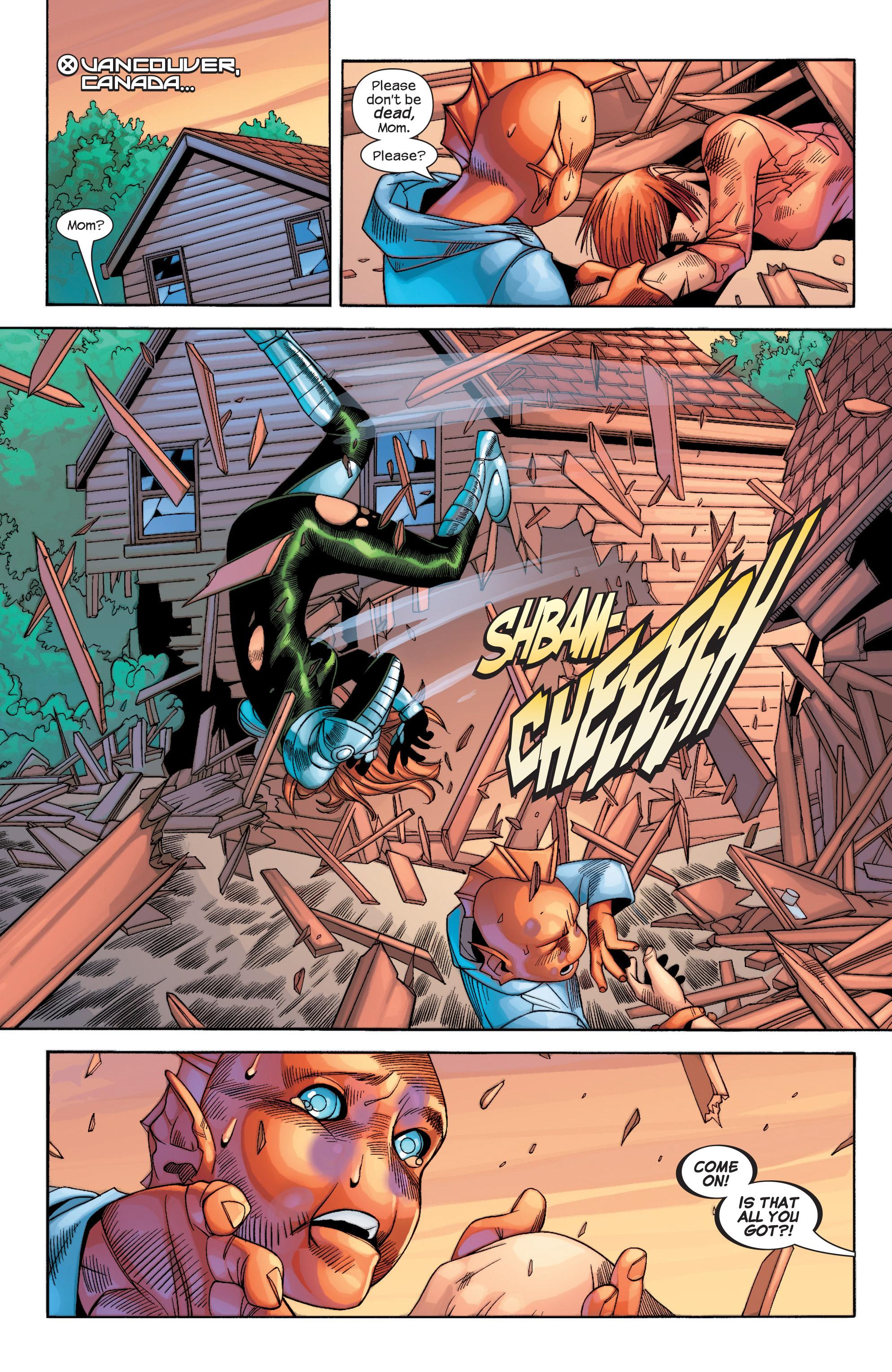 Read online Uncanny X-Men (1963) comic -  Issue #434 - 5