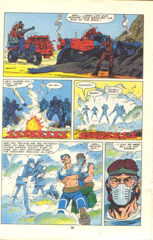 G.I. Joe European Missions issue 11 - Page 15