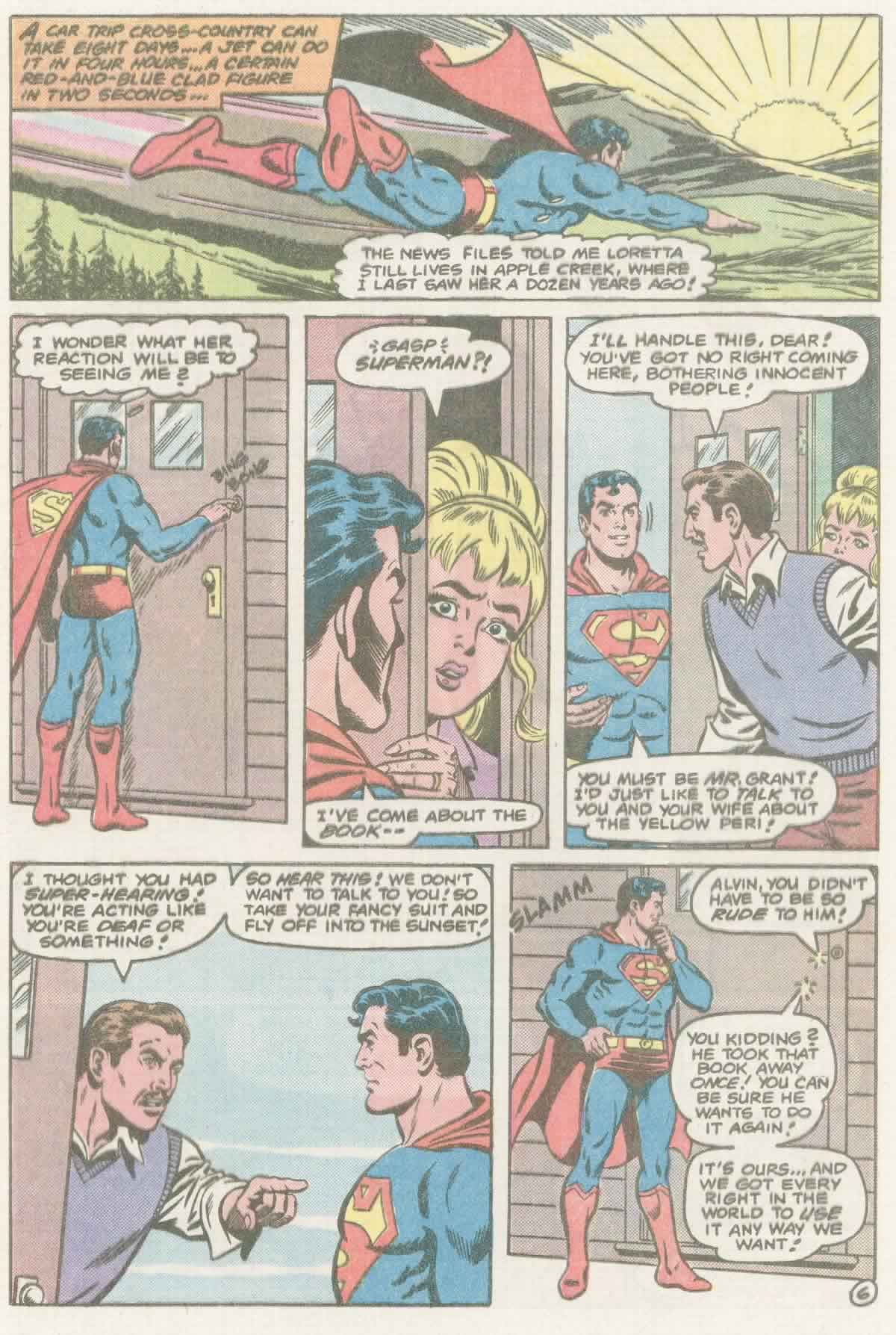 Read online Action Comics (1938) comic -  Issue #559 - 7
