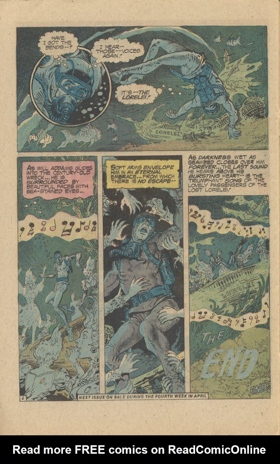 Weird Mystery Tales issue 19 - Page 21
