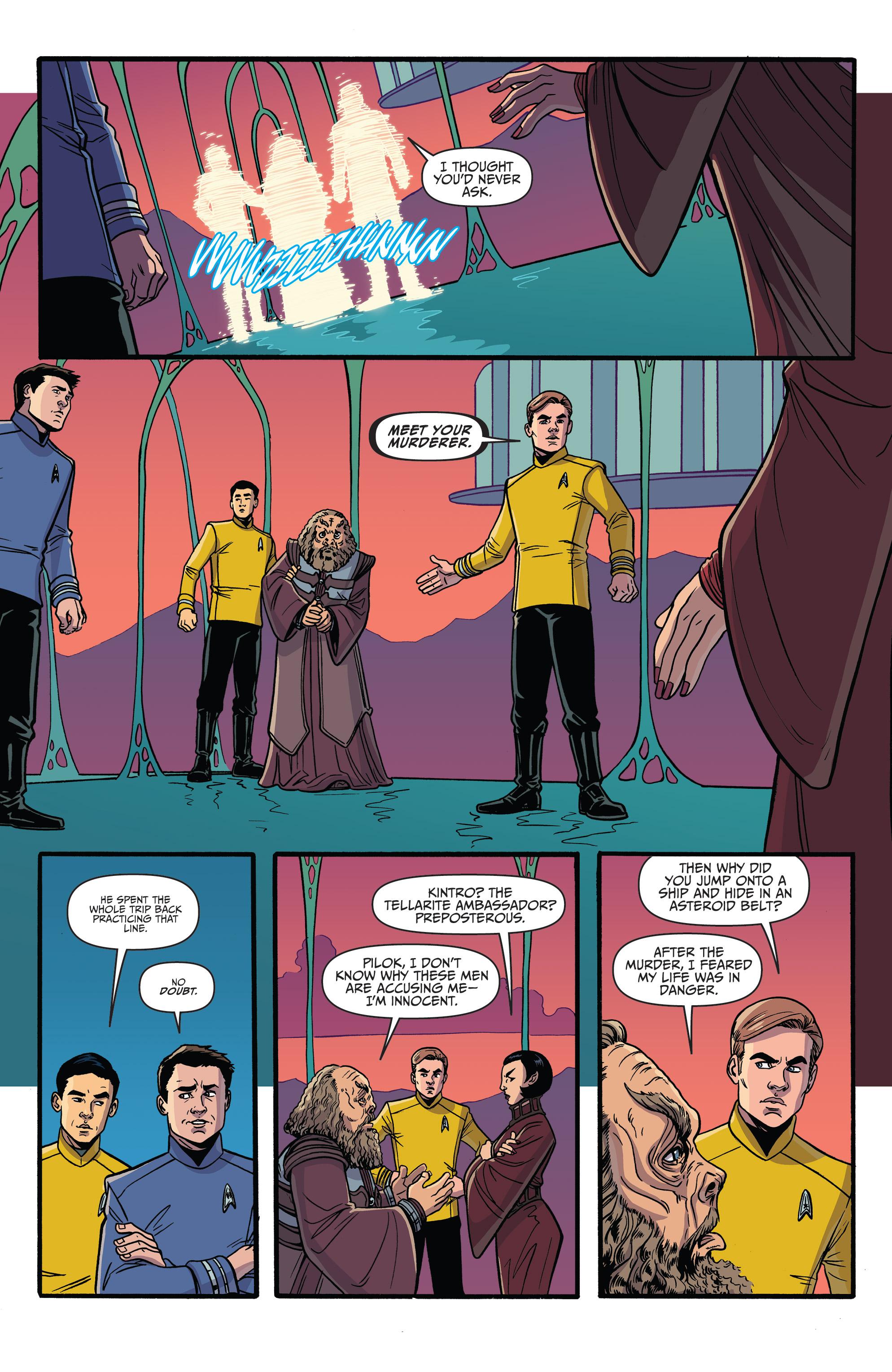 Read online Star Trek: Boldly Go comic -  Issue #8 - 18