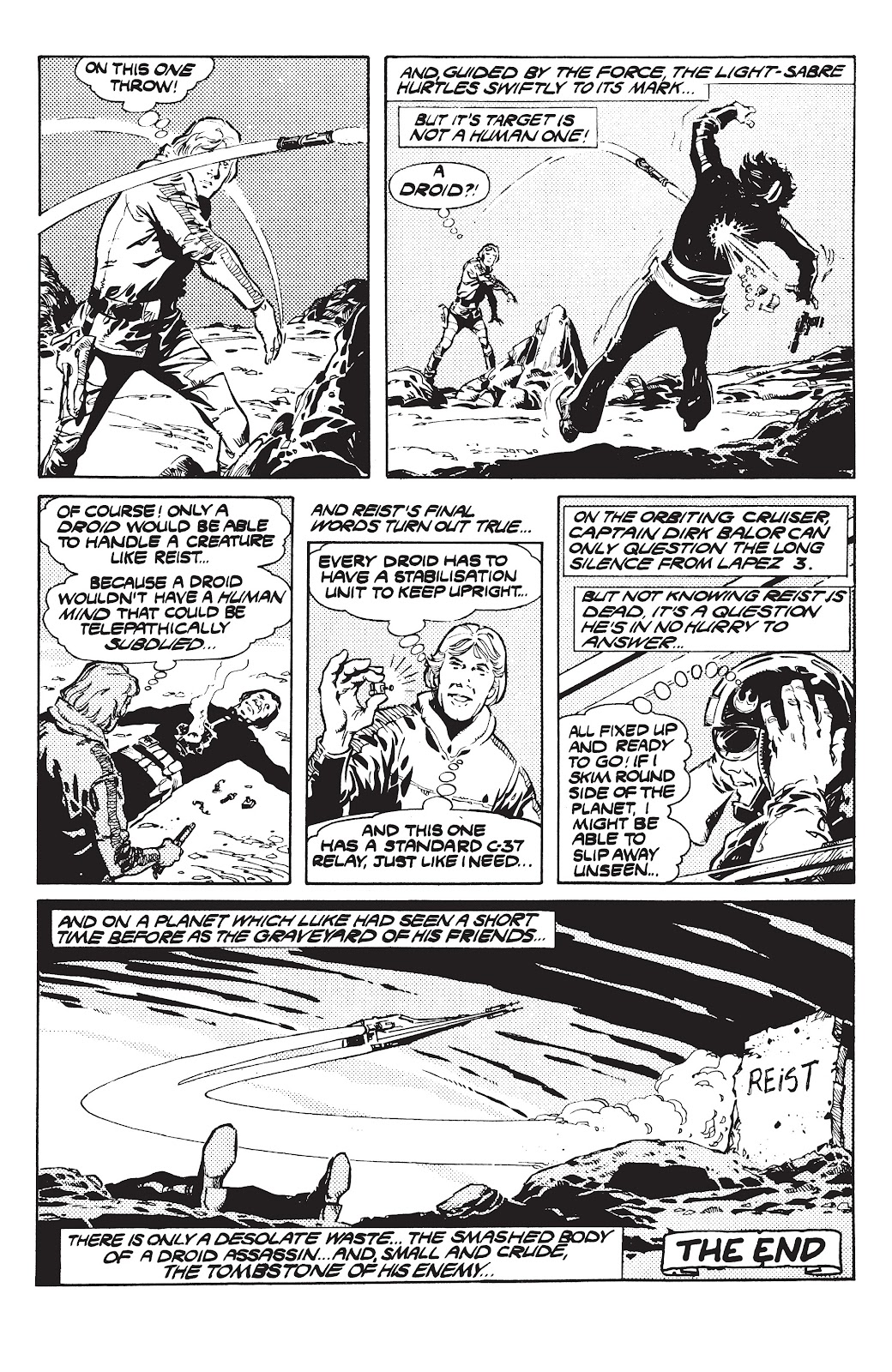 Read online Star Wars Legends: The Original Marvel Years - Epic Collection comic -  Issue # TPB 3 (Part 4) - 94