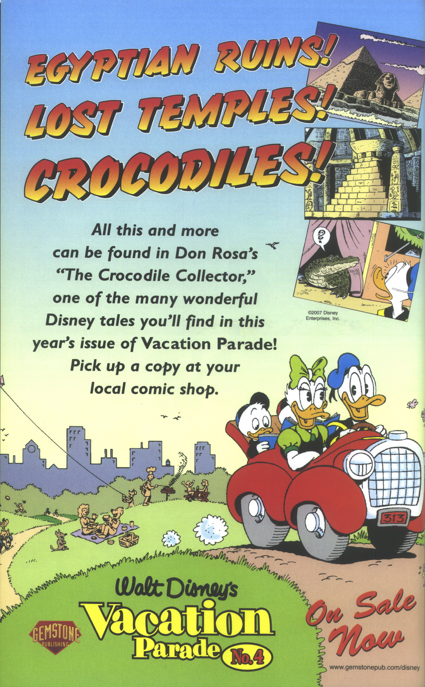 Read online Uncle Scrooge (1953) comic -  Issue #366 - 44