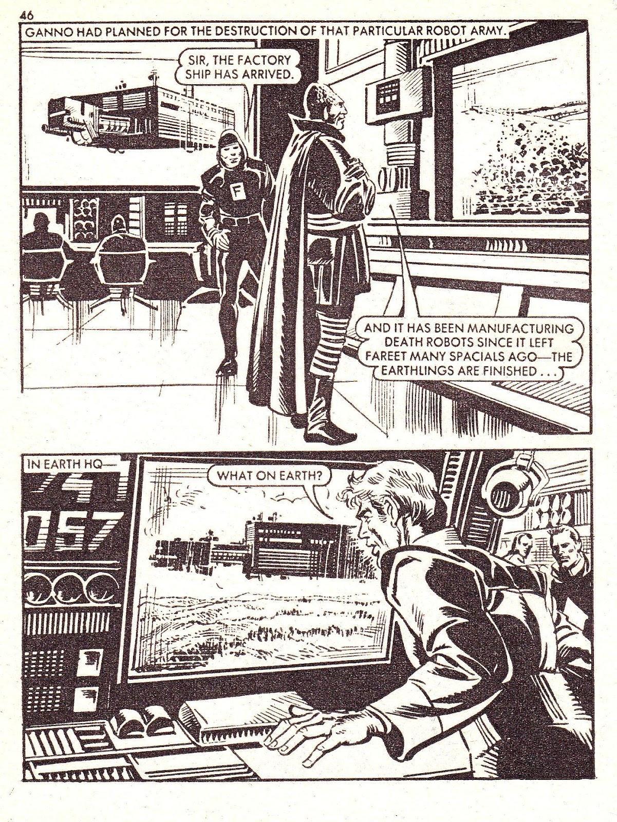 Starblazer issue 72 - Page 46