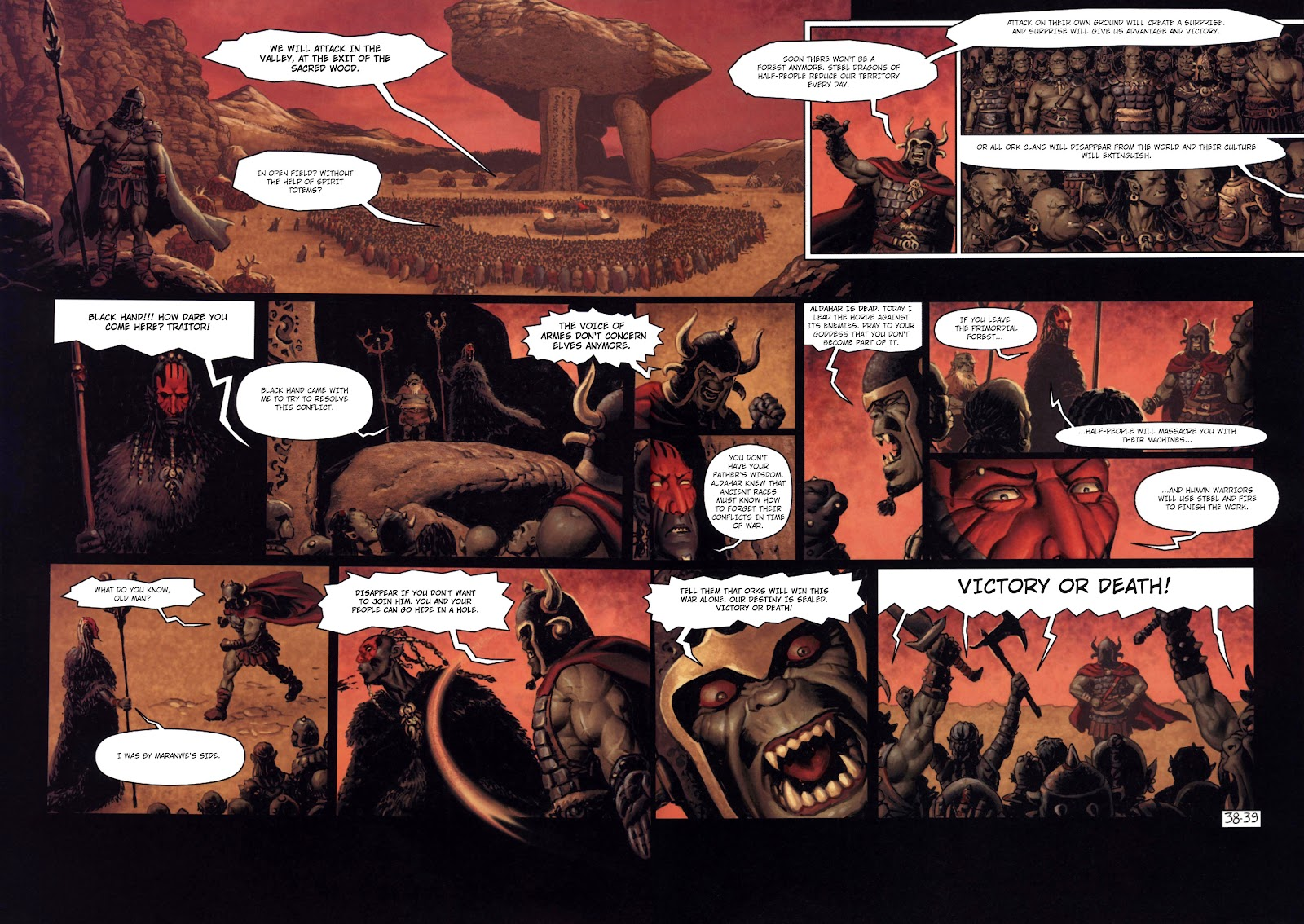 Read online Orks comic -  Issue #2 - 41