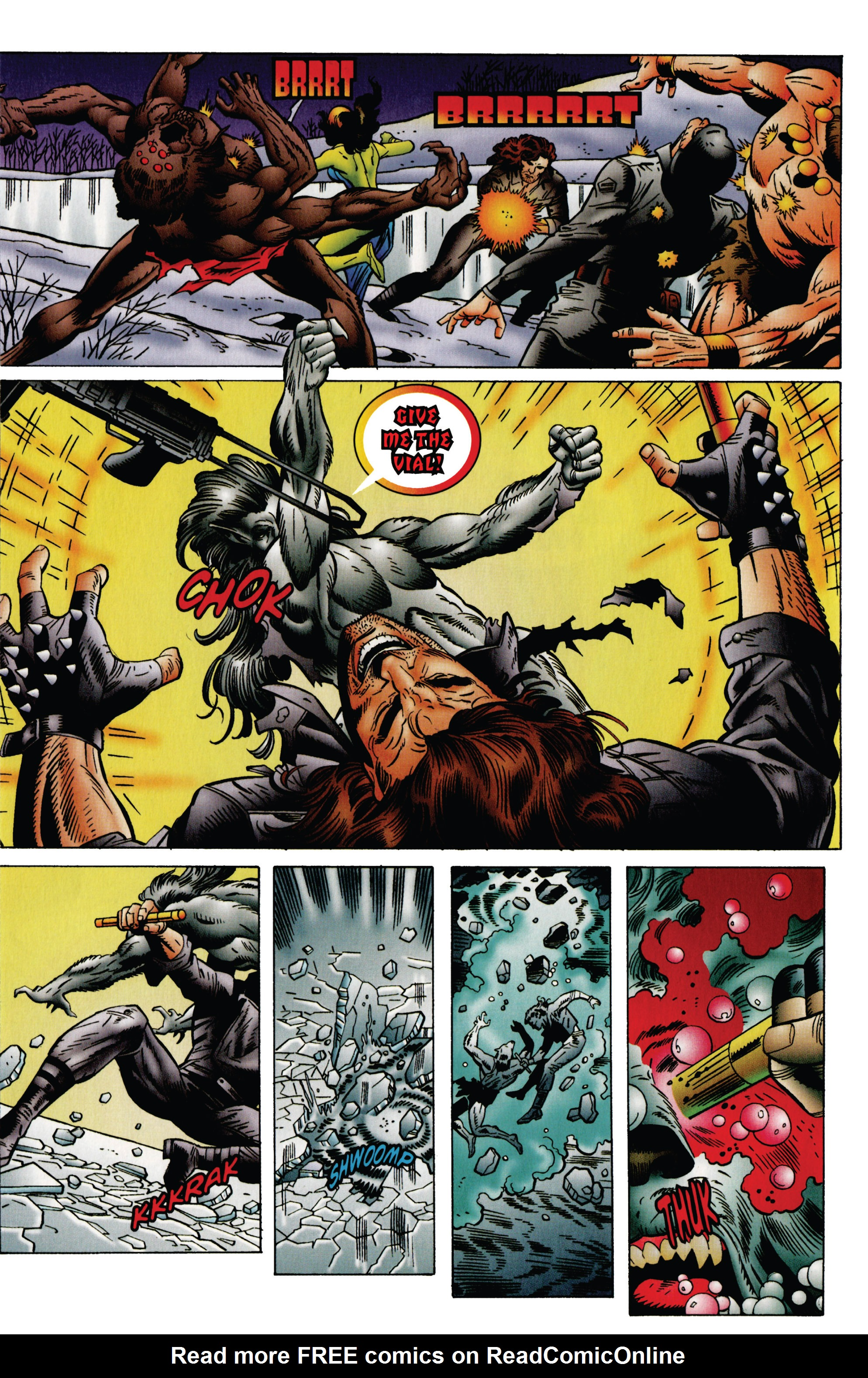 Read online Eternal Warrior (1992) comic -  Issue #49 - 4