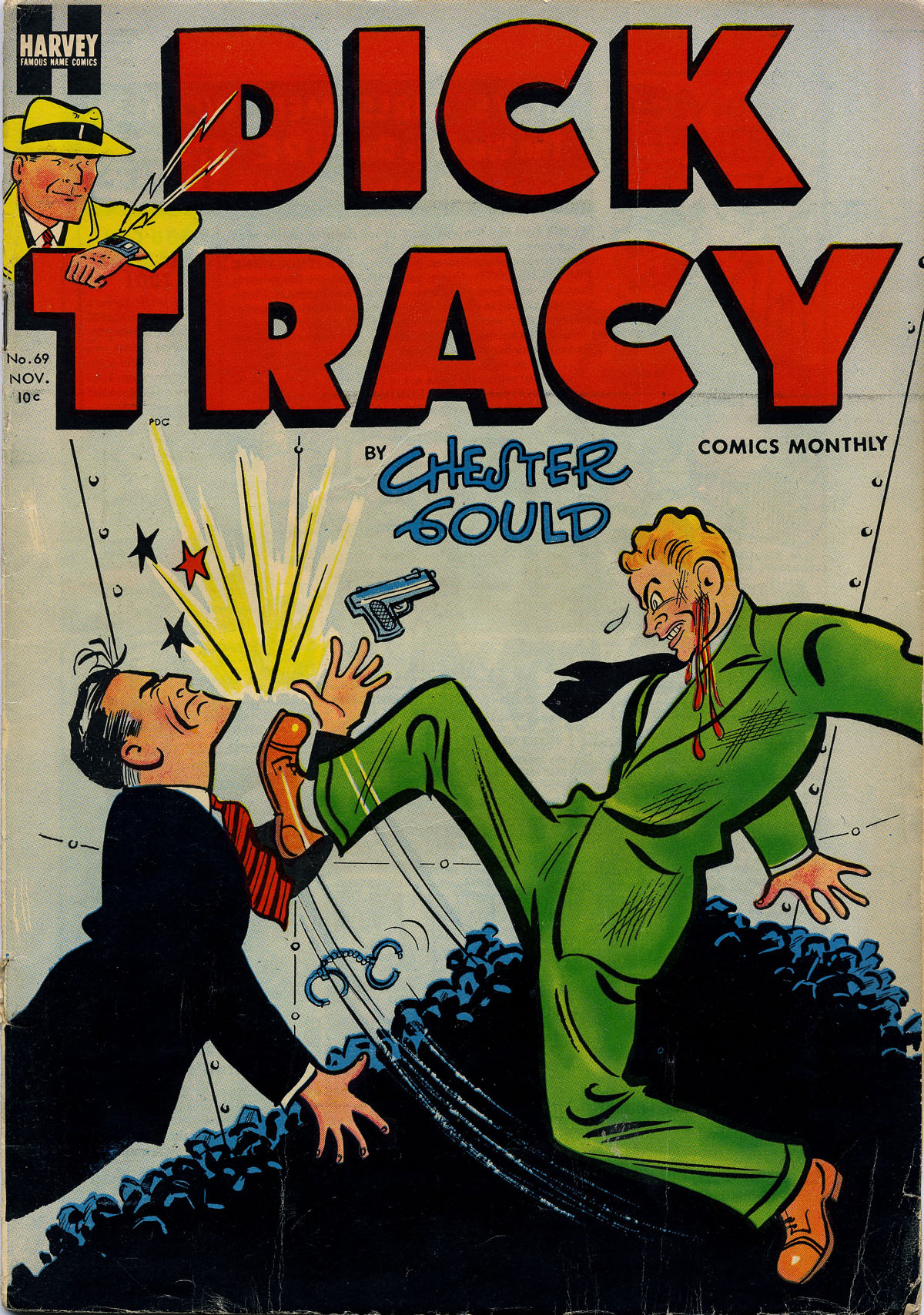 Dick Tracy (1950) 69 Page 1