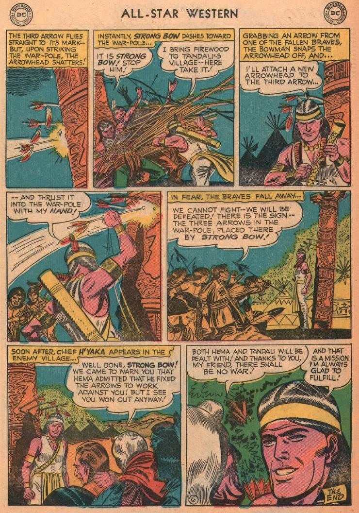 Read online All-Star Western (1951) comic -  Issue #87 - 16