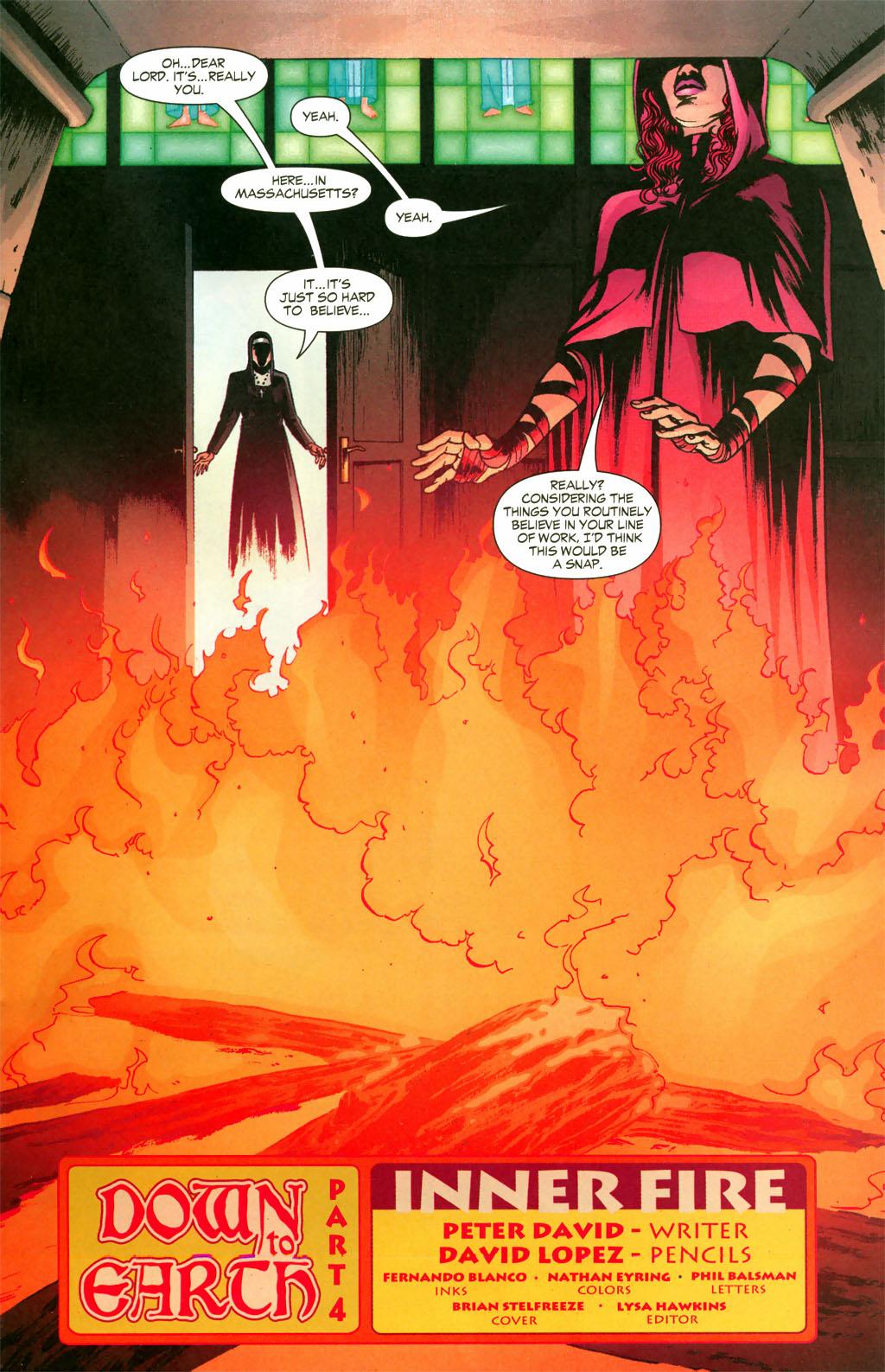 Read online Fallen Angel (2003) comic -  Issue #10 - 7