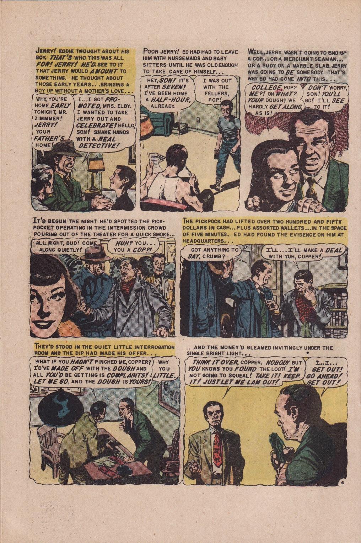 Comic Crime SuspenStories issue 25