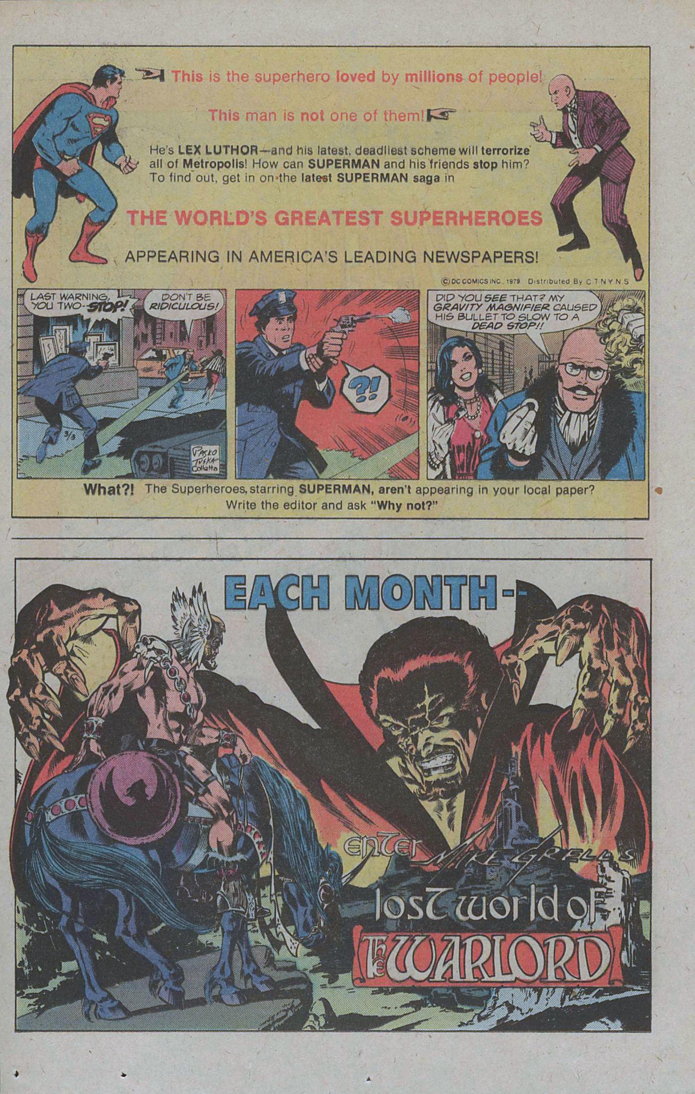 Action Comics (1938) 495 Page 19