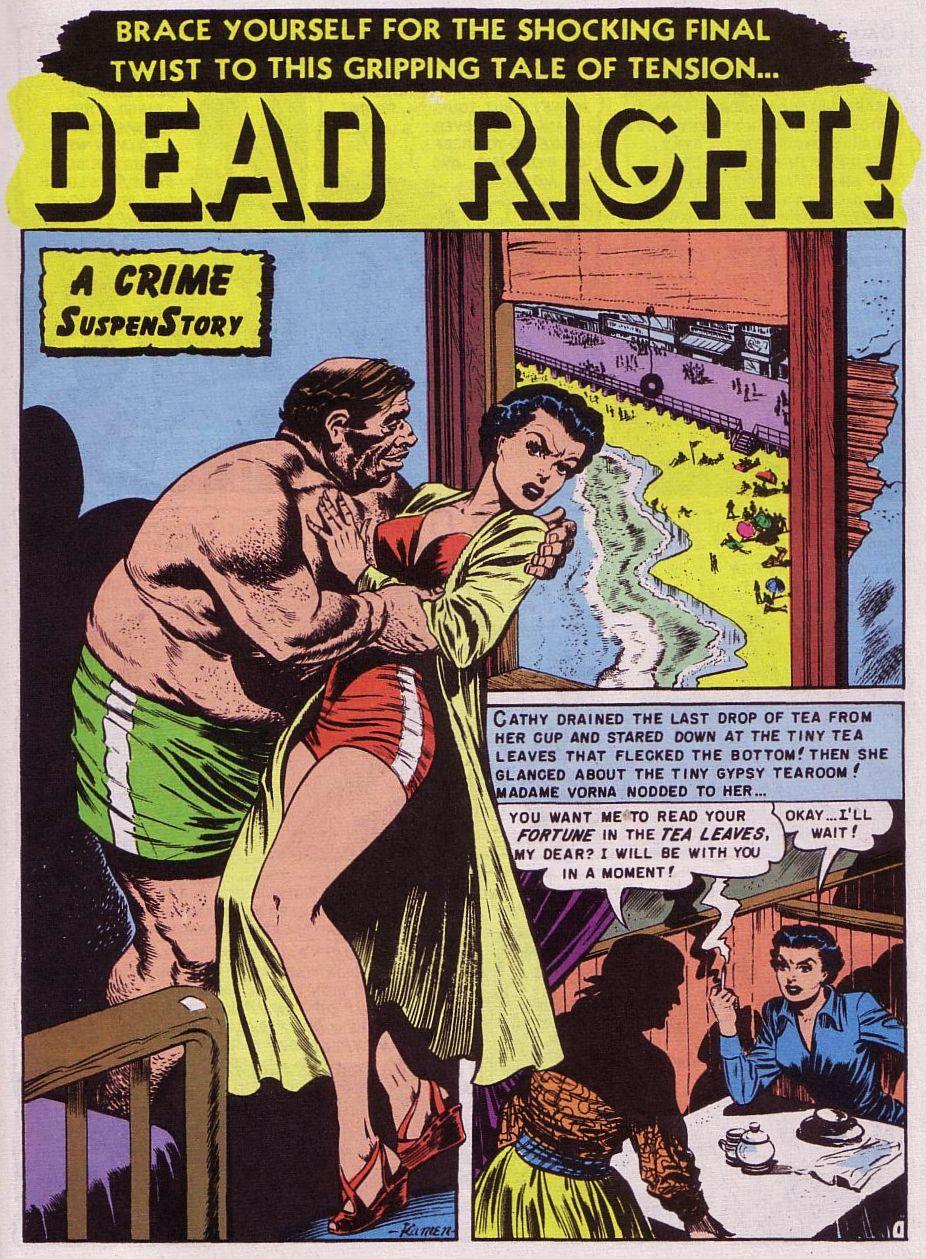 Read online Shock SuspenStories comic -  Issue #6 - 2