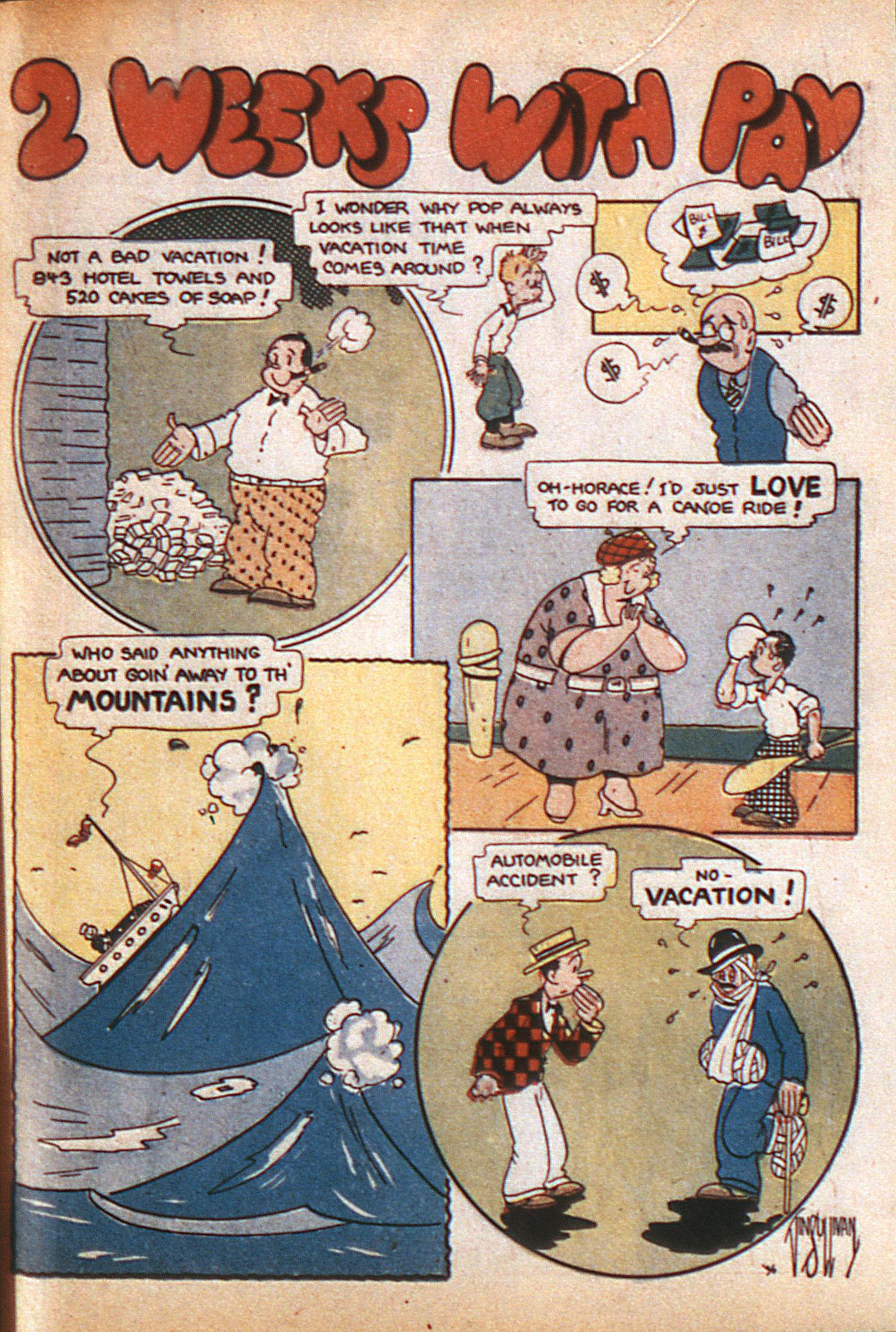 Read online Adventure Comics (1938) comic -  Issue #8 - 36