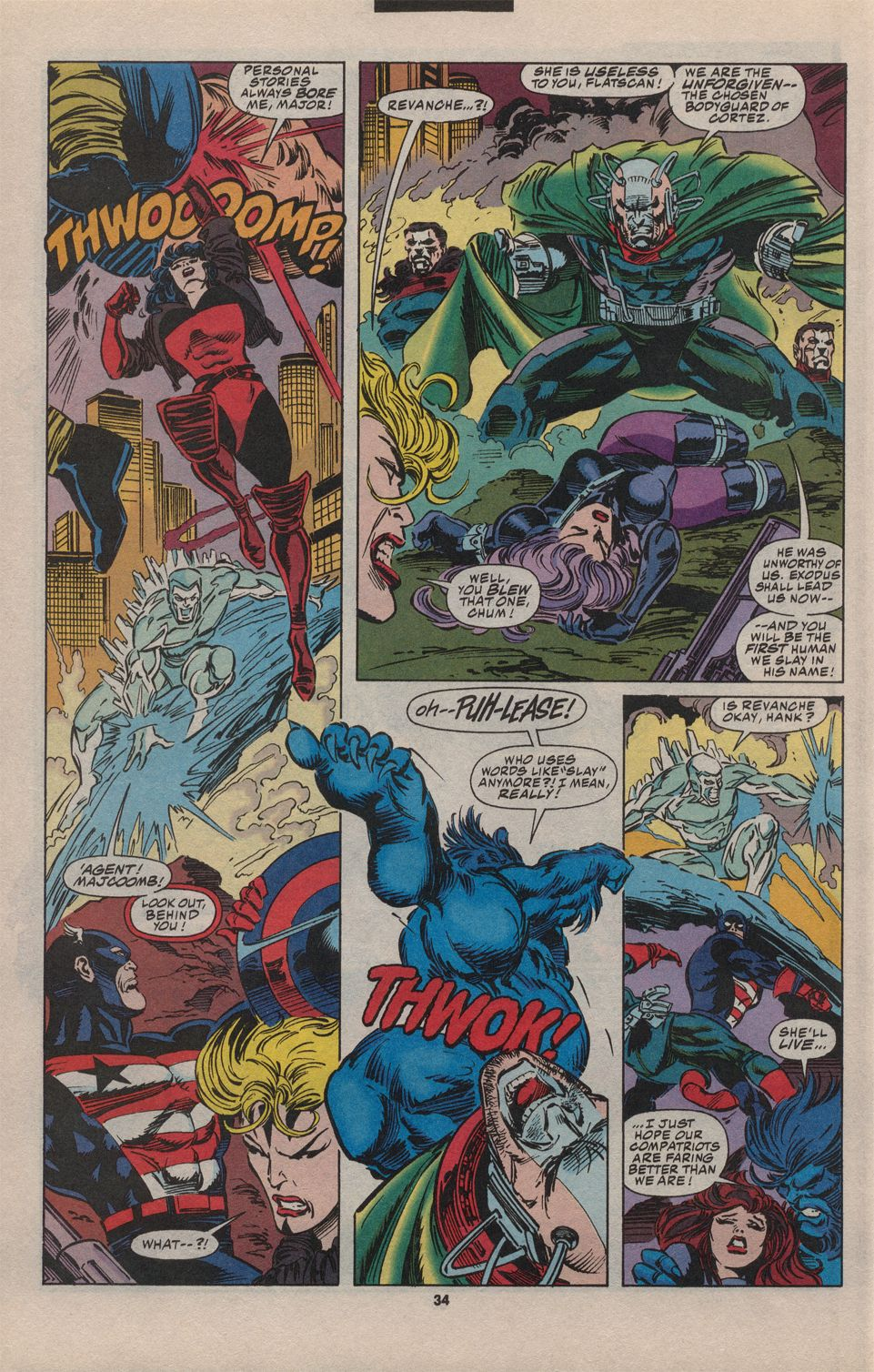 The Avengers (1963) 369 Page 27