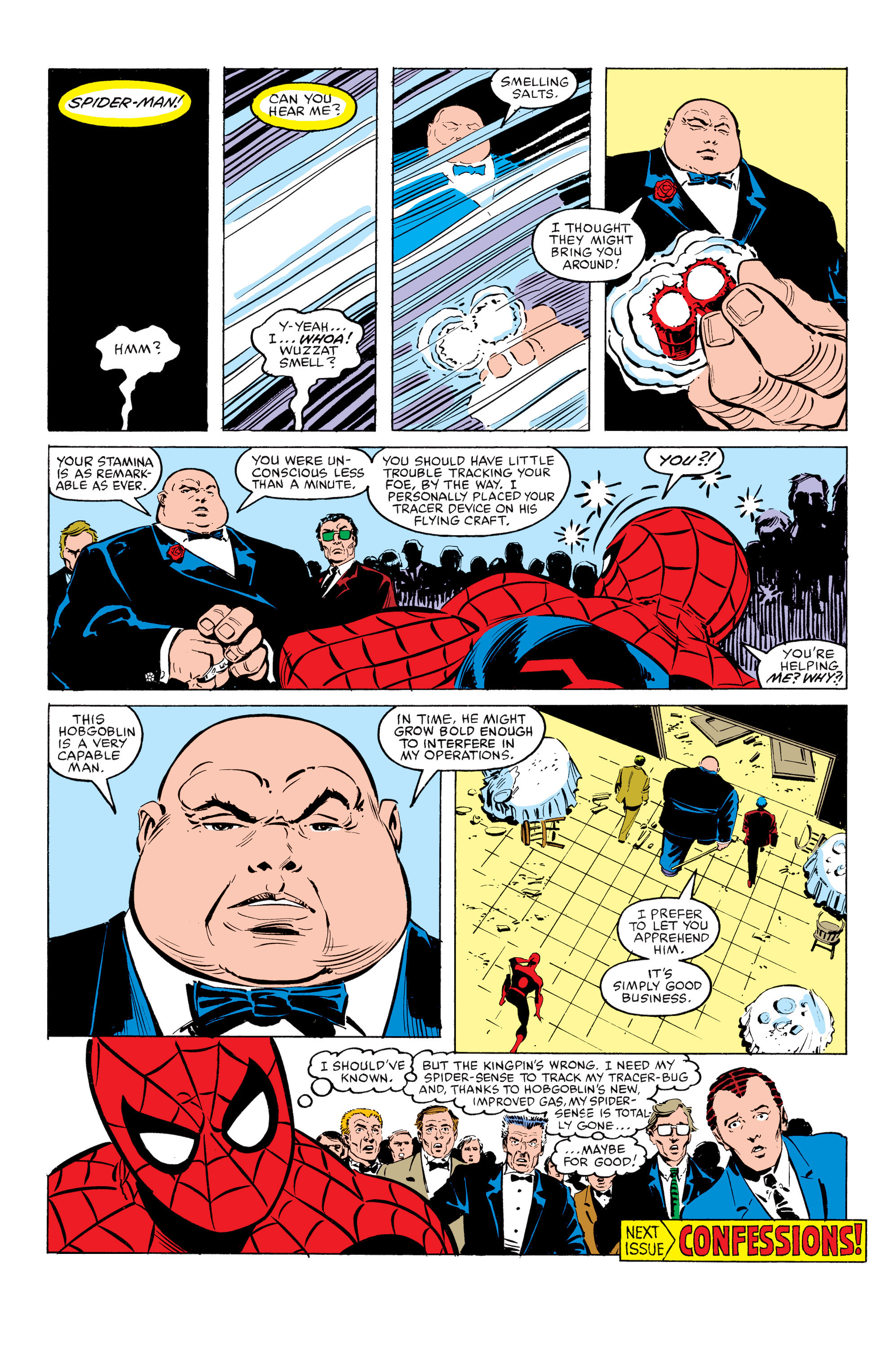 The Amazing Spider-Man (1963) 249 Page 22