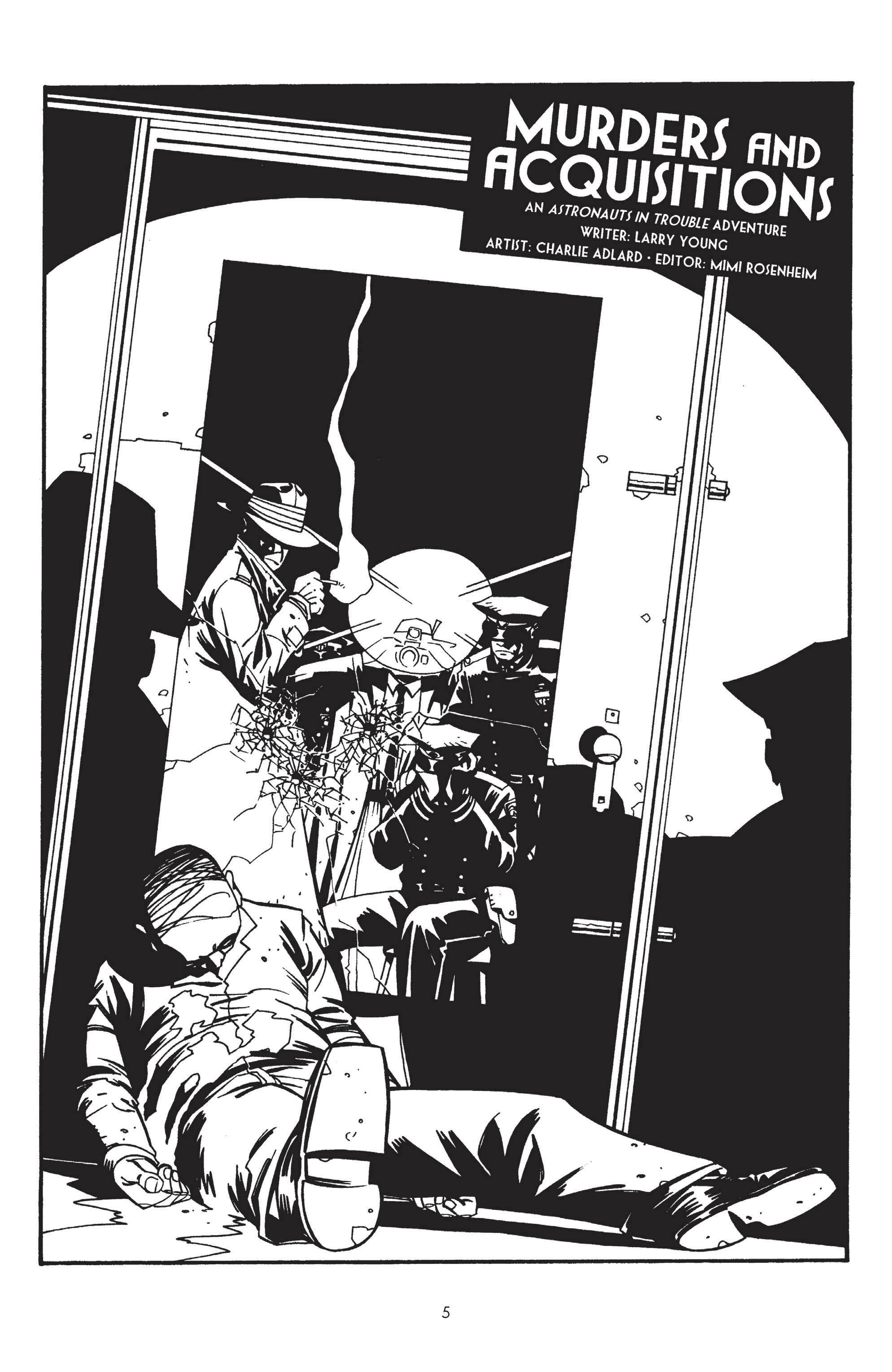 Read online Astronauts in Trouble (2015) comic -  Issue #1 - 7