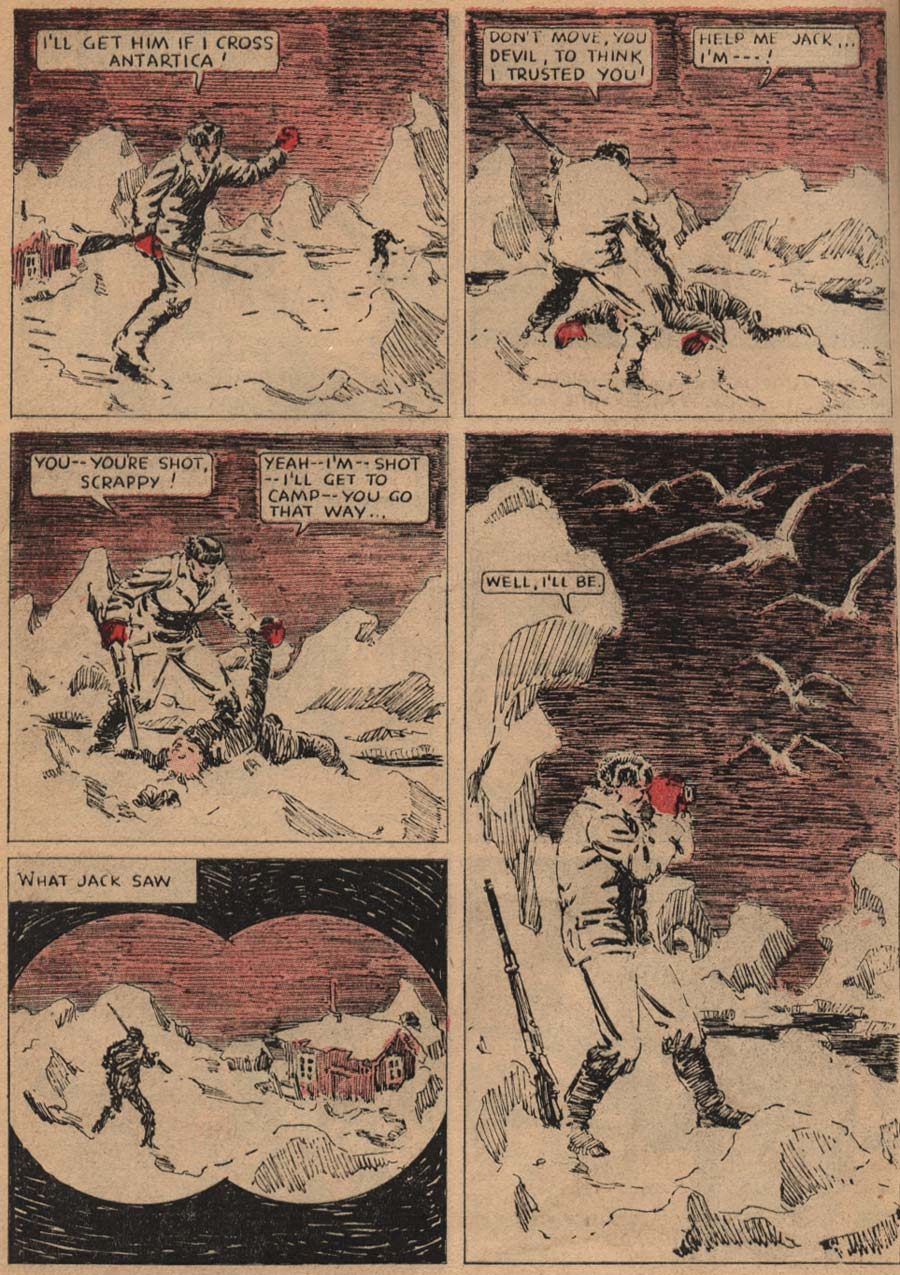 Blue Ribbon Comics (1939) issue 1 - Page 38