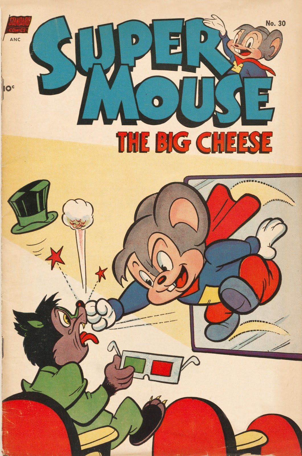 Supermouse issue 30 - Page 1