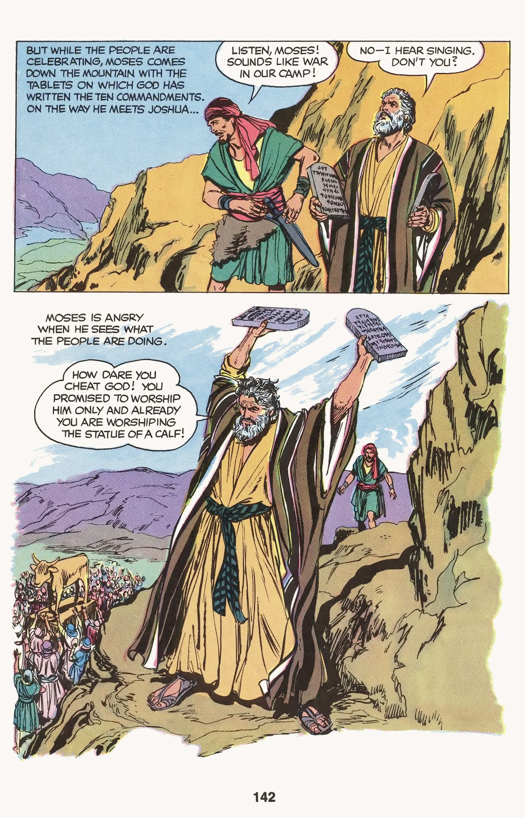The Picture Bible issue TPB (Part 2) - Page 45