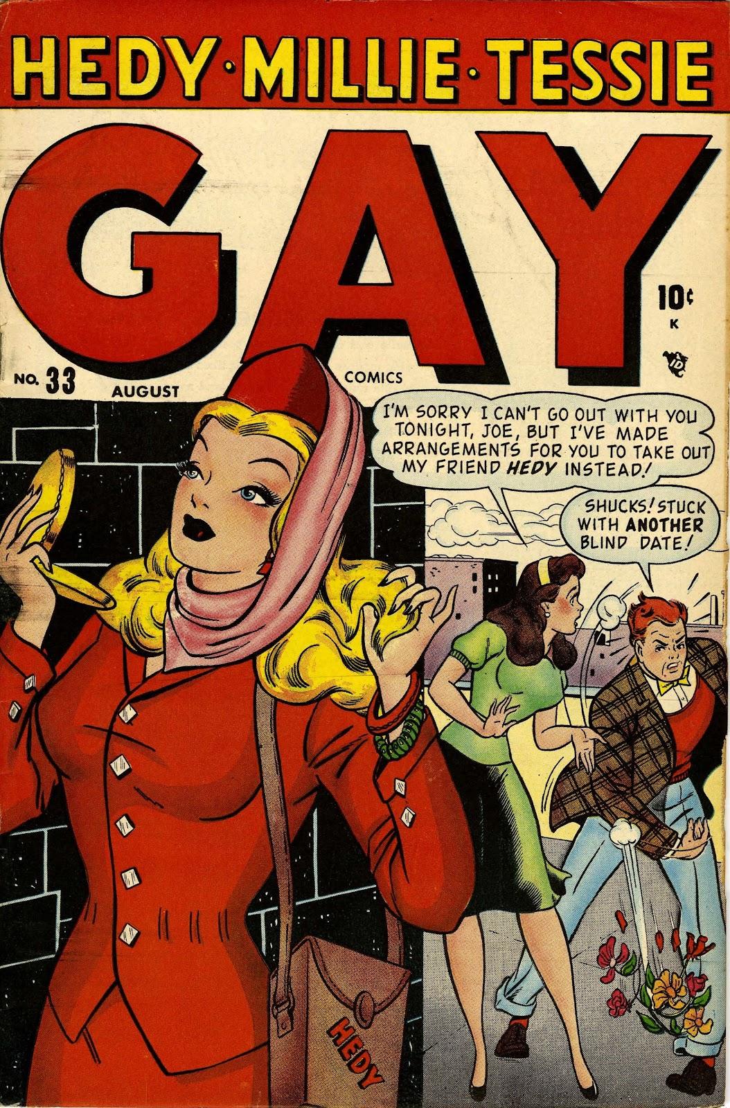 Read online Gay Comics comic -  Issue #33 - 1