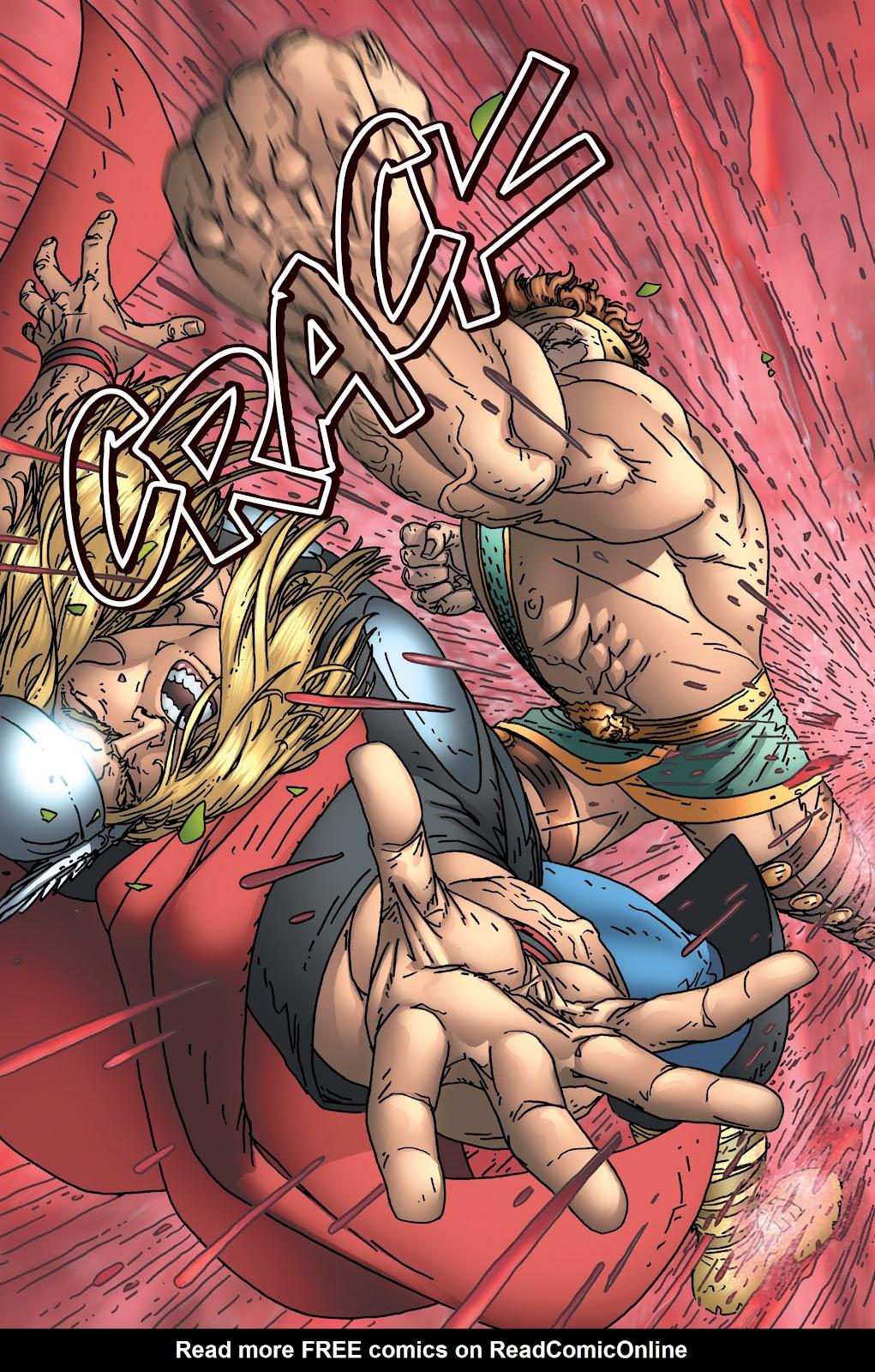 Read online Thor: Ragnaroks comic -  Issue # TPB (Part 1) - 56