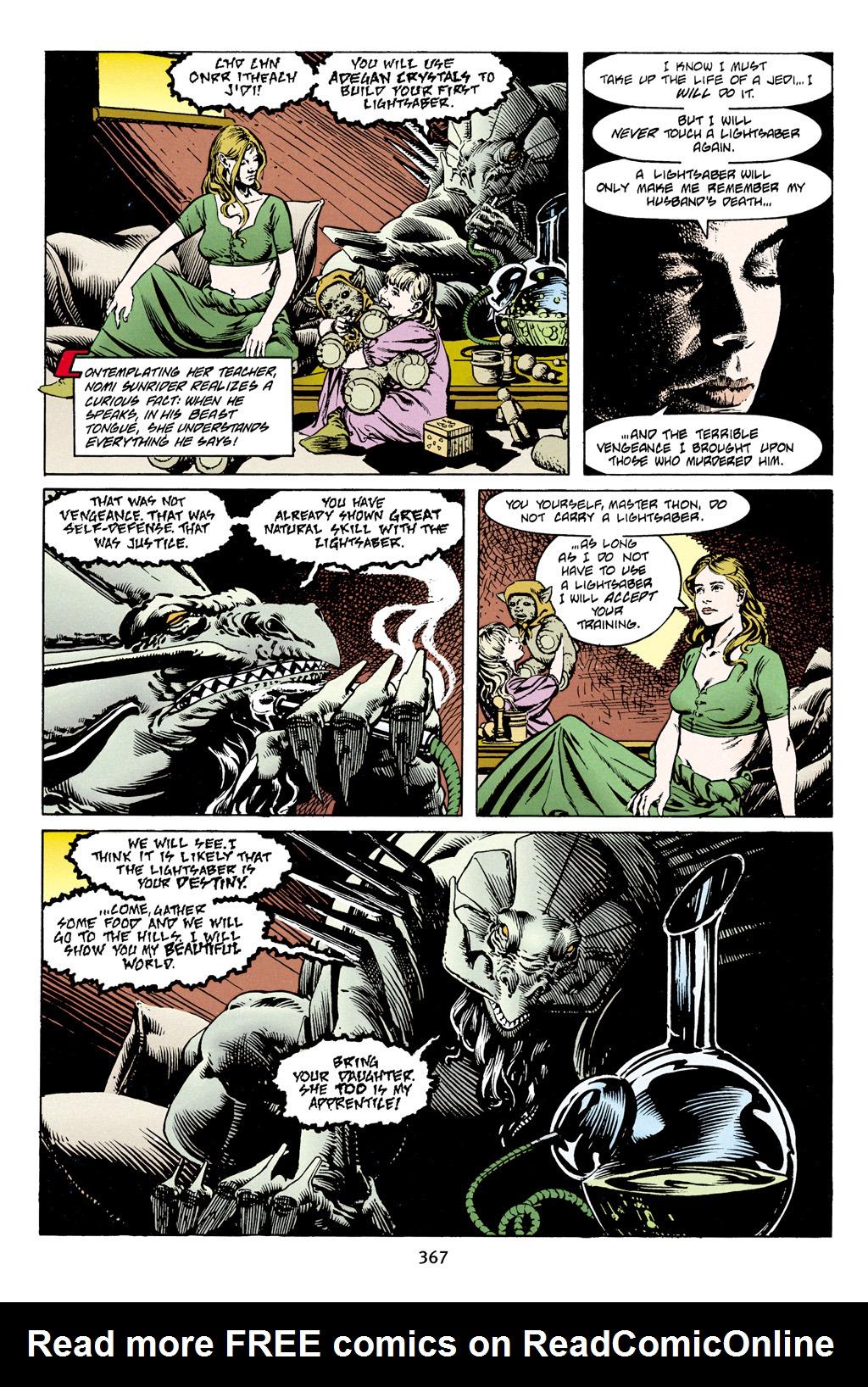 Read online Star Wars Omnibus comic -  Issue # Vol. 4 - 355