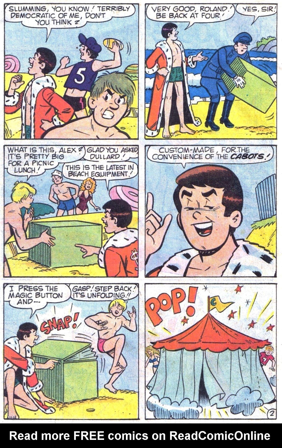 Read online She's Josie comic -  Issue #104 - 30