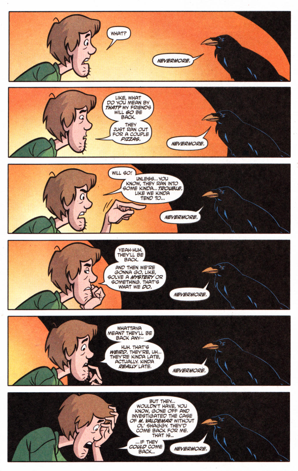 Read online Scooby-Doo (1997) comic -  Issue #117 - 12