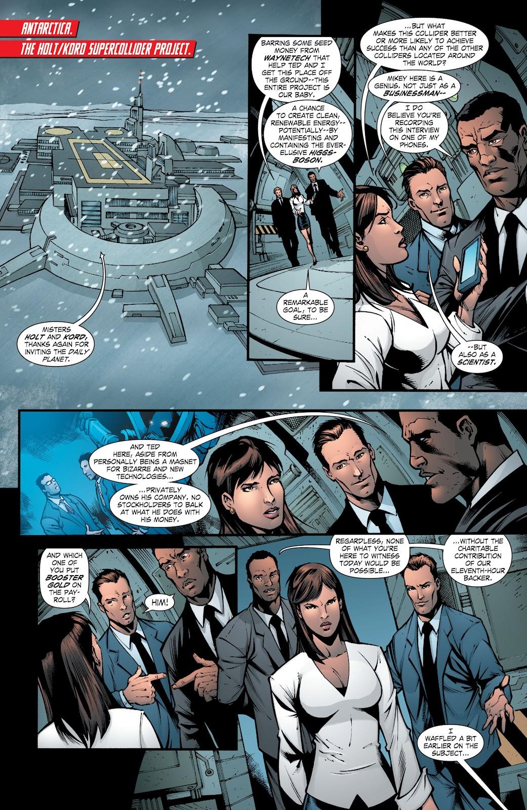Read online Smallville Season 11 [II] comic -  Issue # TPB 8 - 52