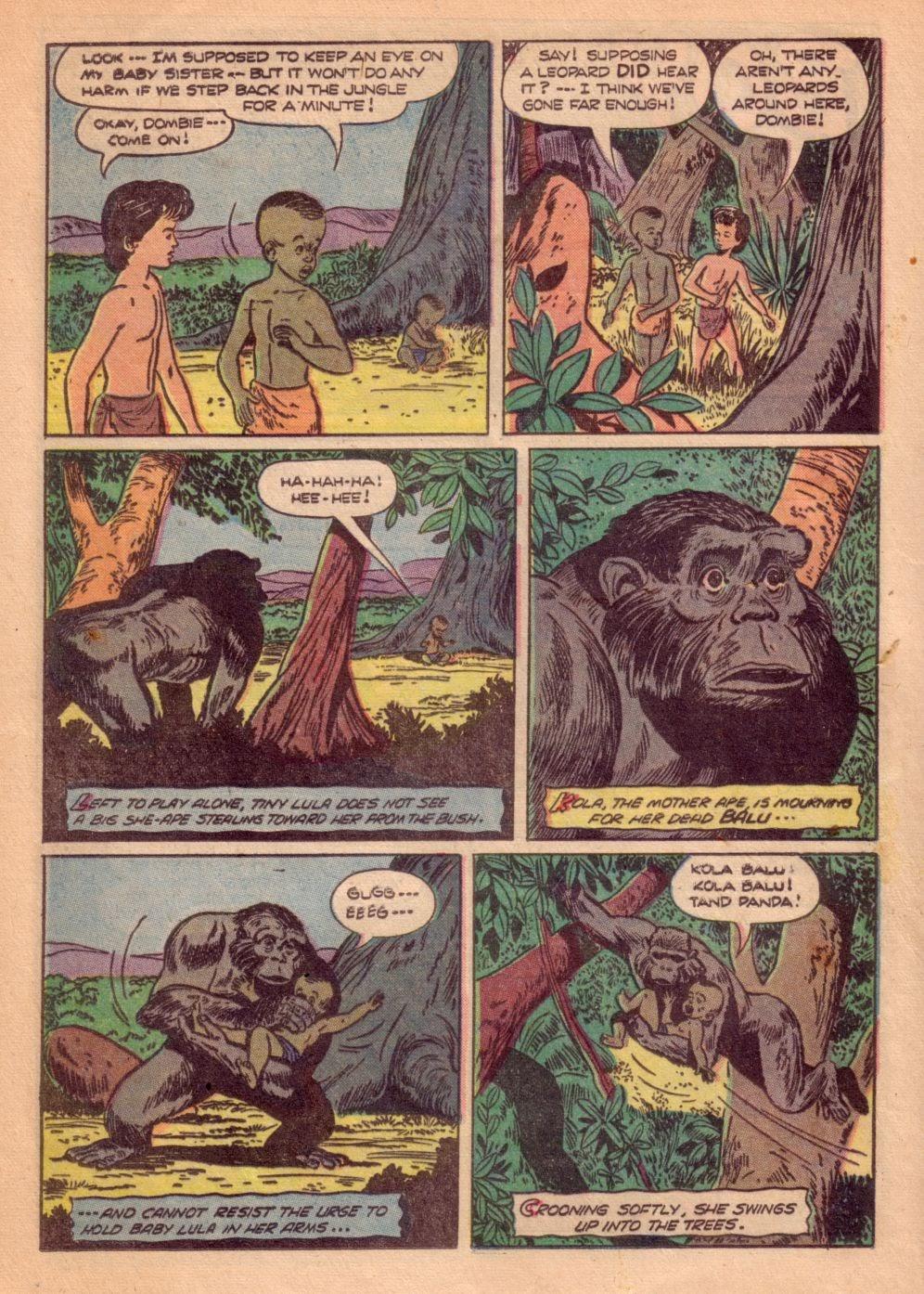 Tarzan (1948) issue 55 - Page 20