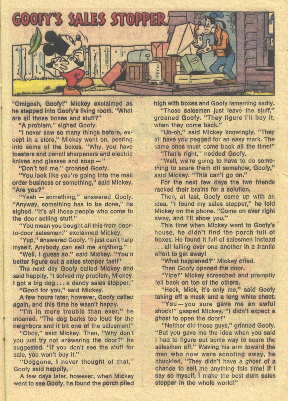 Read online Uncle Scrooge (1953) comic -  Issue #76 - 25